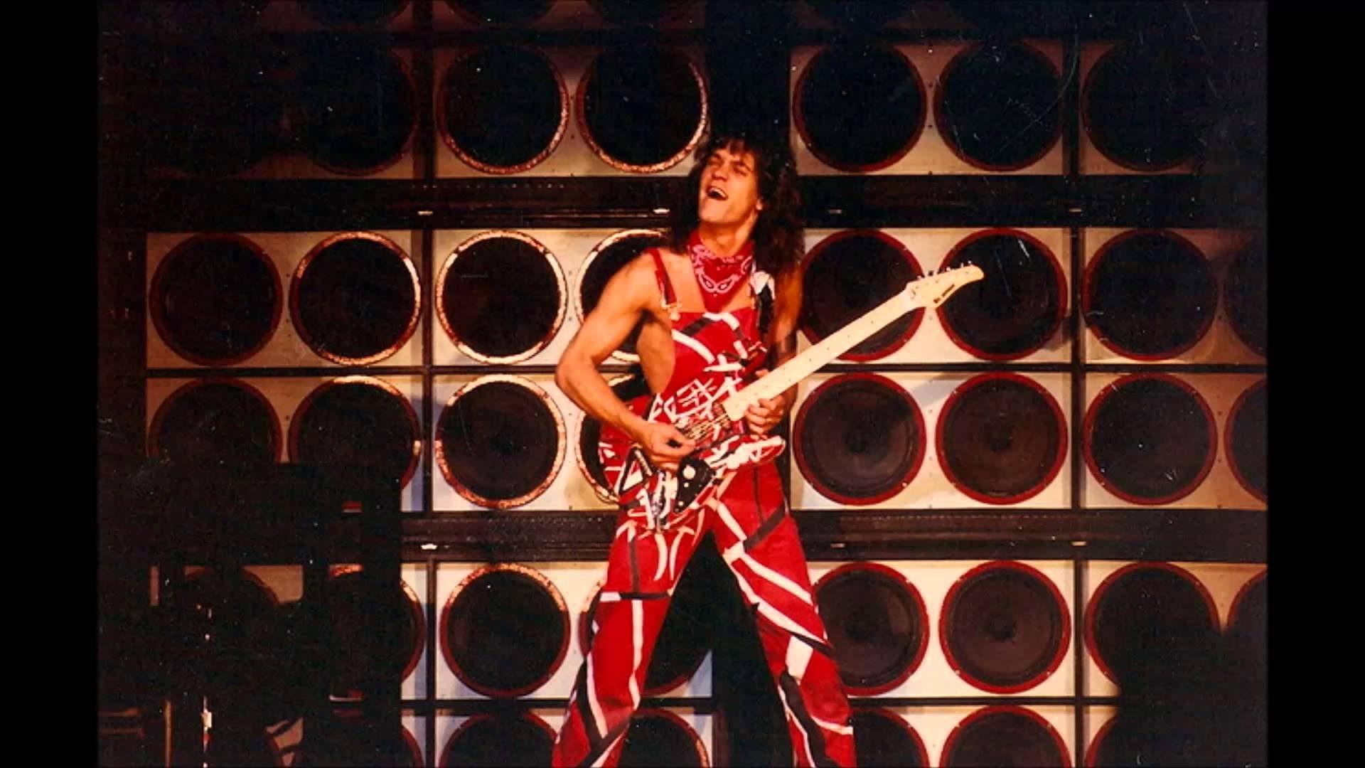 Eddie Van Halen Guitar Wallpaper 54 Pictures