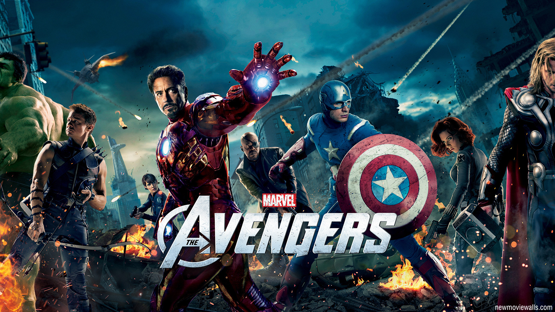 Marvel Characters Wallpaper 59 Pictures