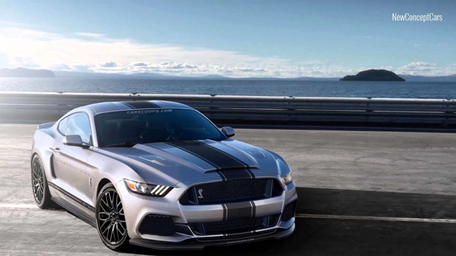 1920x1080 2016 Ford Mustang Shelby GT500 Review | 2016 - 2018 Future cars .