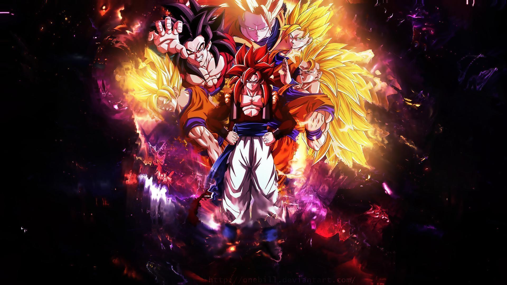 son goku wallpaper  Son Goku Wallpaper (65  pictures)