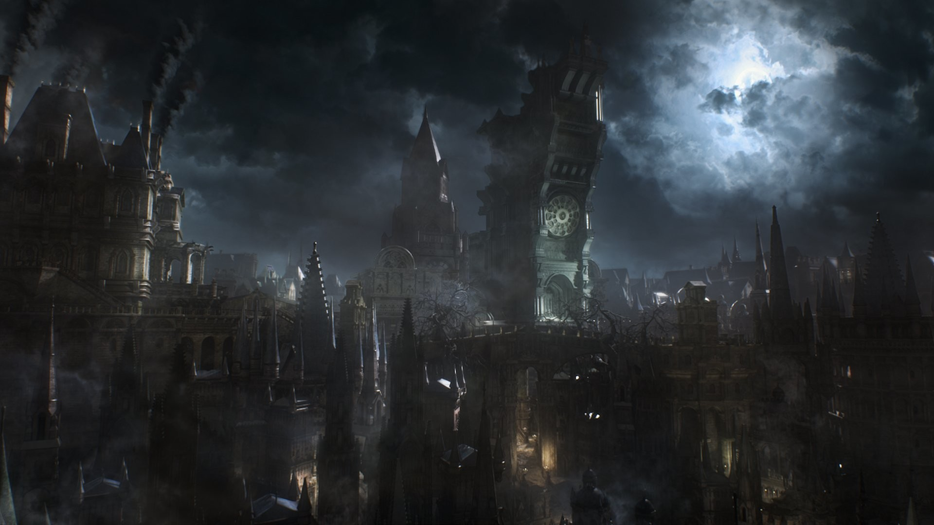 The Best Bloodborne Desktop Wallpaper 1920X1080 Images