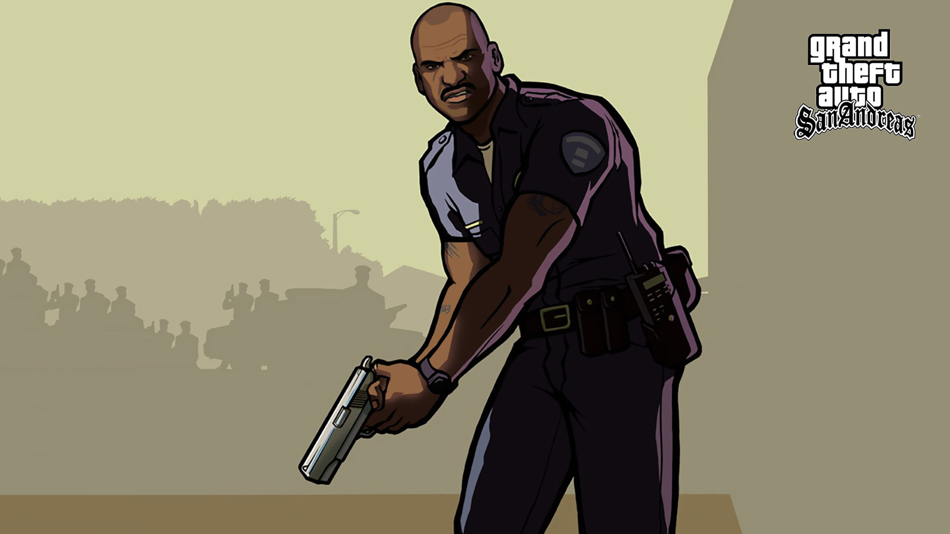Gta San Andreas Wallpapers 62 Pictures