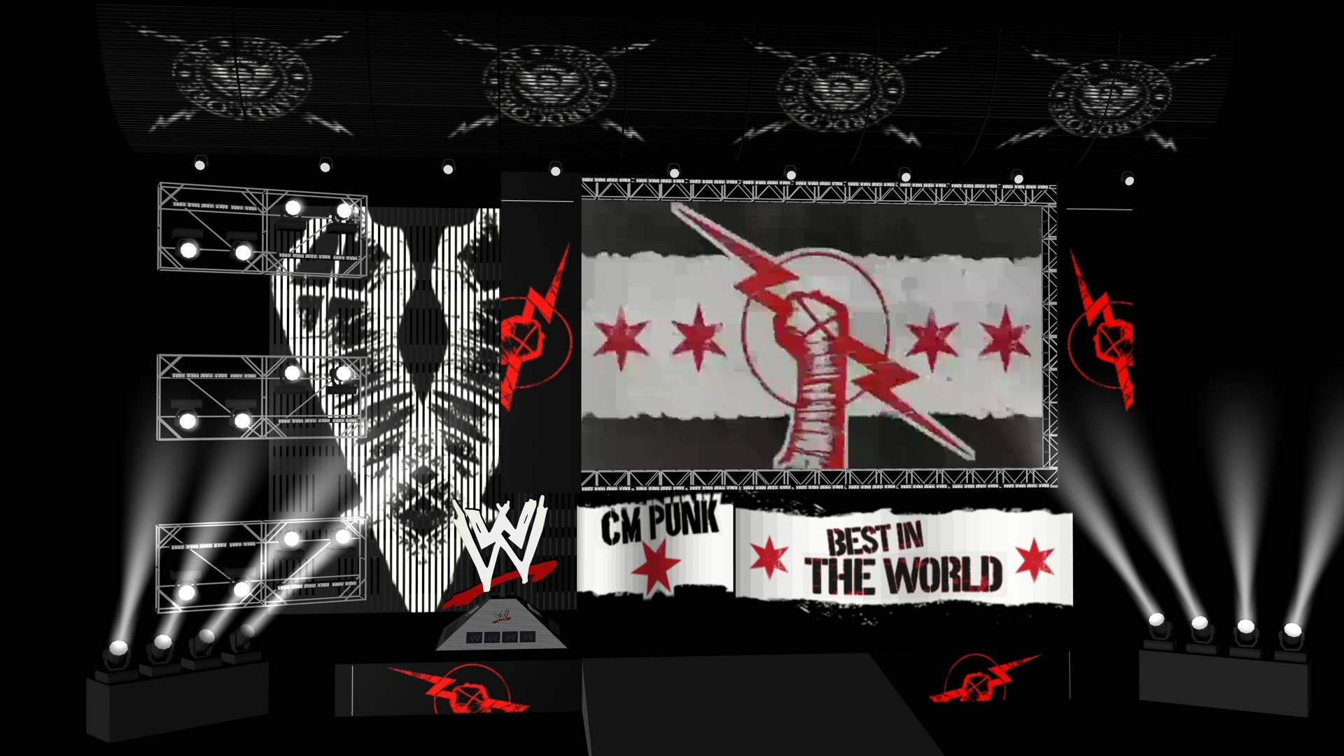 Wwe Cm Punk Wallpaper 75 Pictures