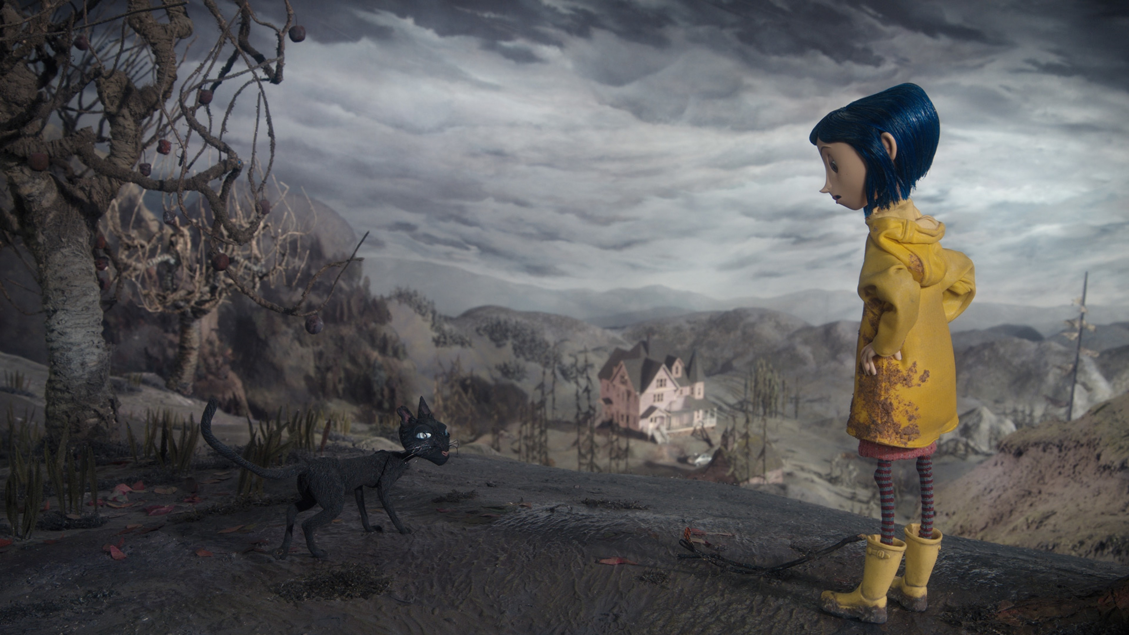 Coraline Wallpaper 65 Pictures