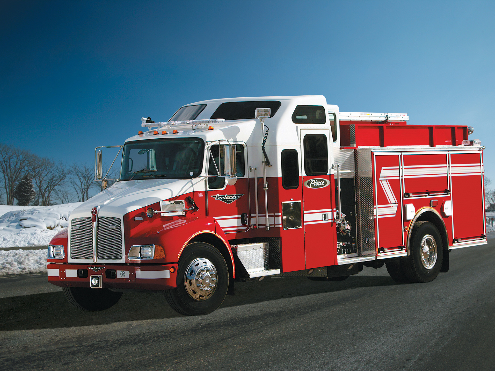 Fire Truck Wallpaper 55 Pictures