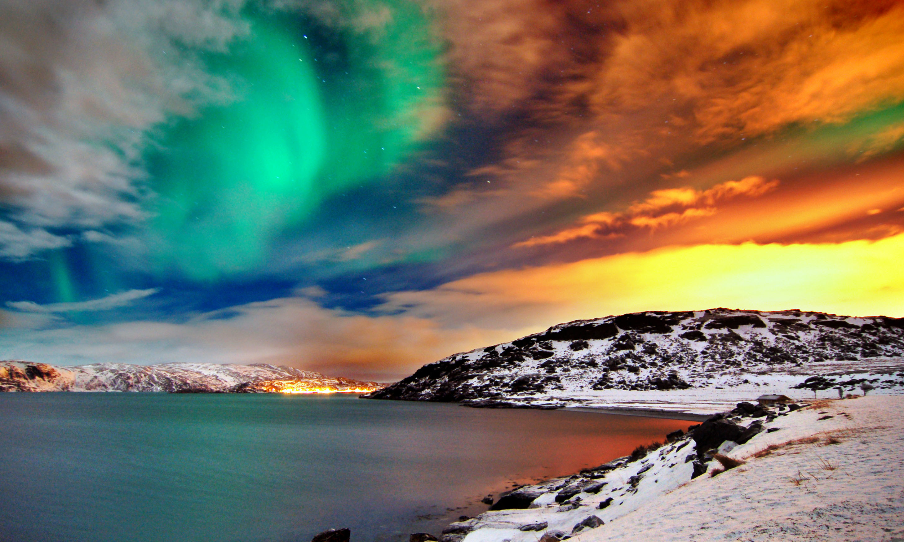Aurora Borealis Wallpaper National Geographic (56+ pictures)