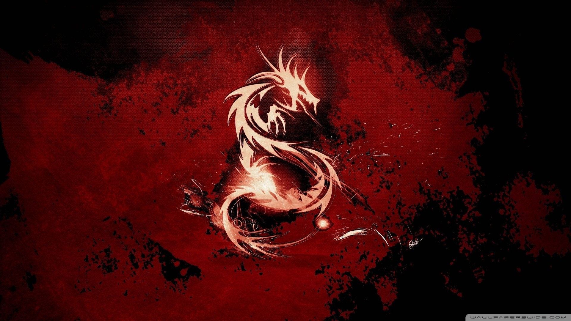 Red Dragon Wallpaper 66 Pictures