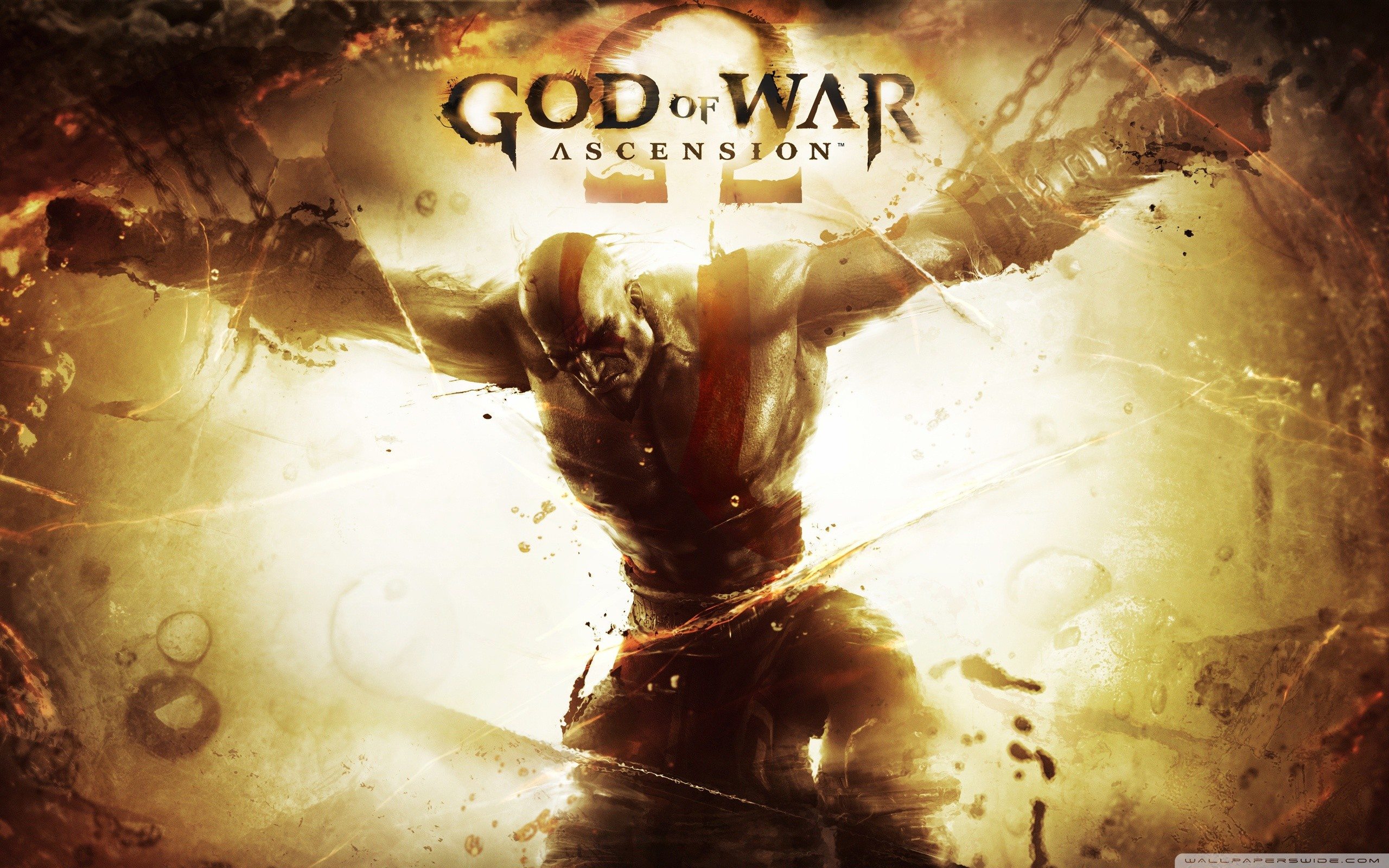 God Of War 3 Wallpaper 87 Pictures