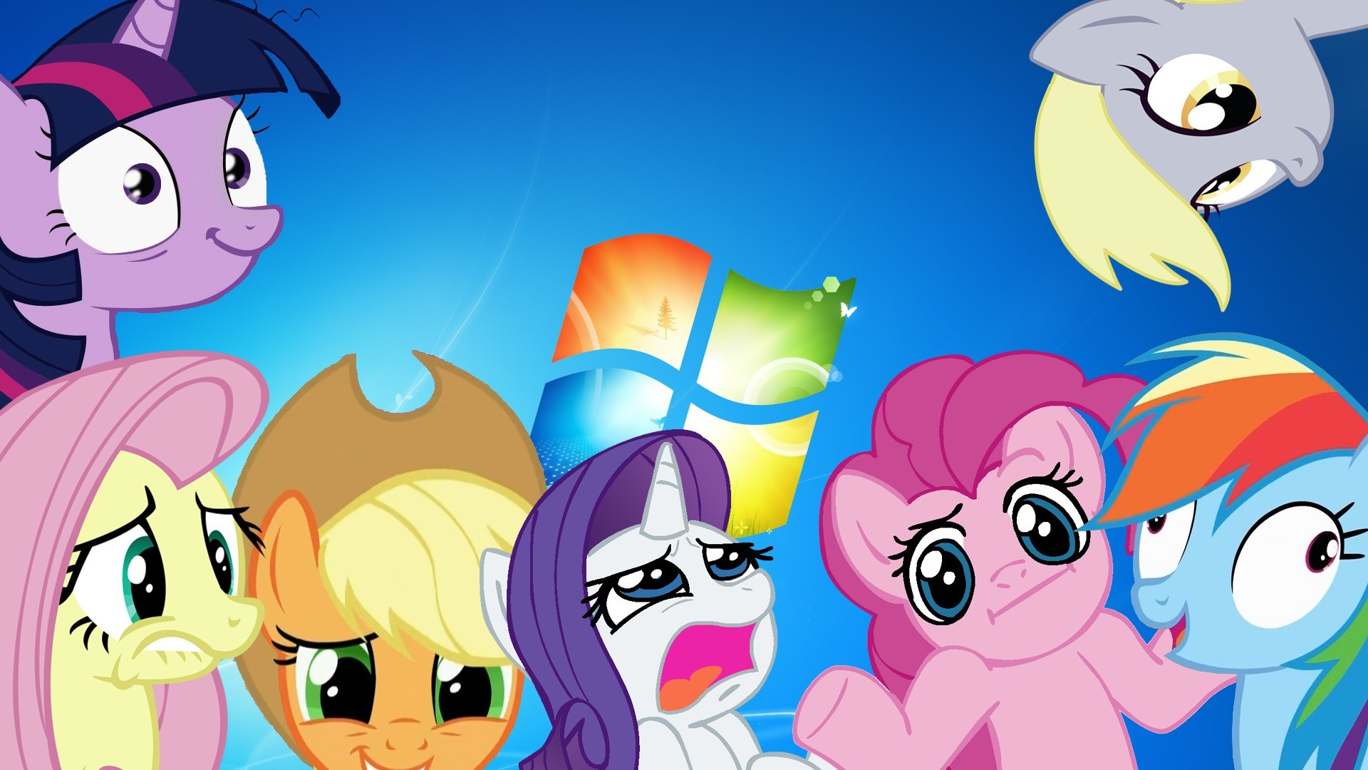 My Little Pony Friendship Is Magic Wallpaper 74 Pictures