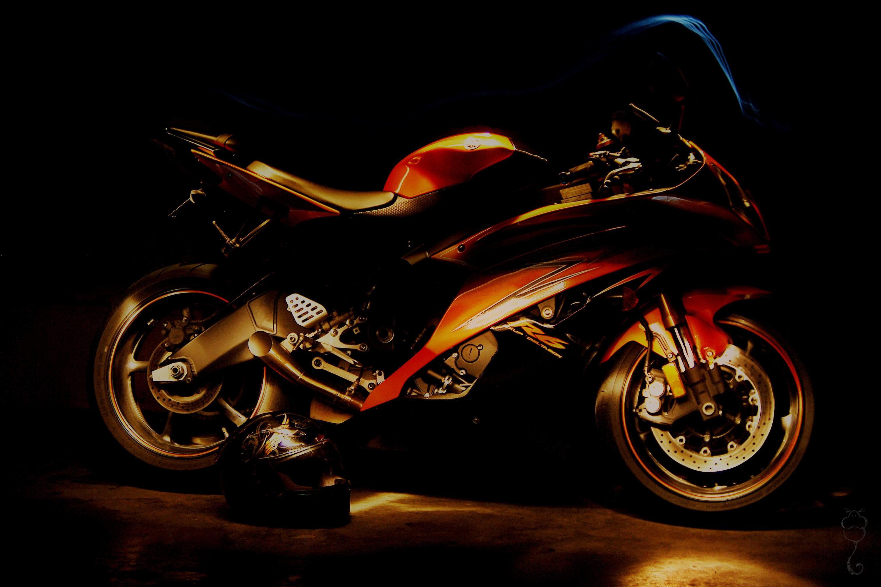 Motorbike Wallpaper (62+ Pictures
