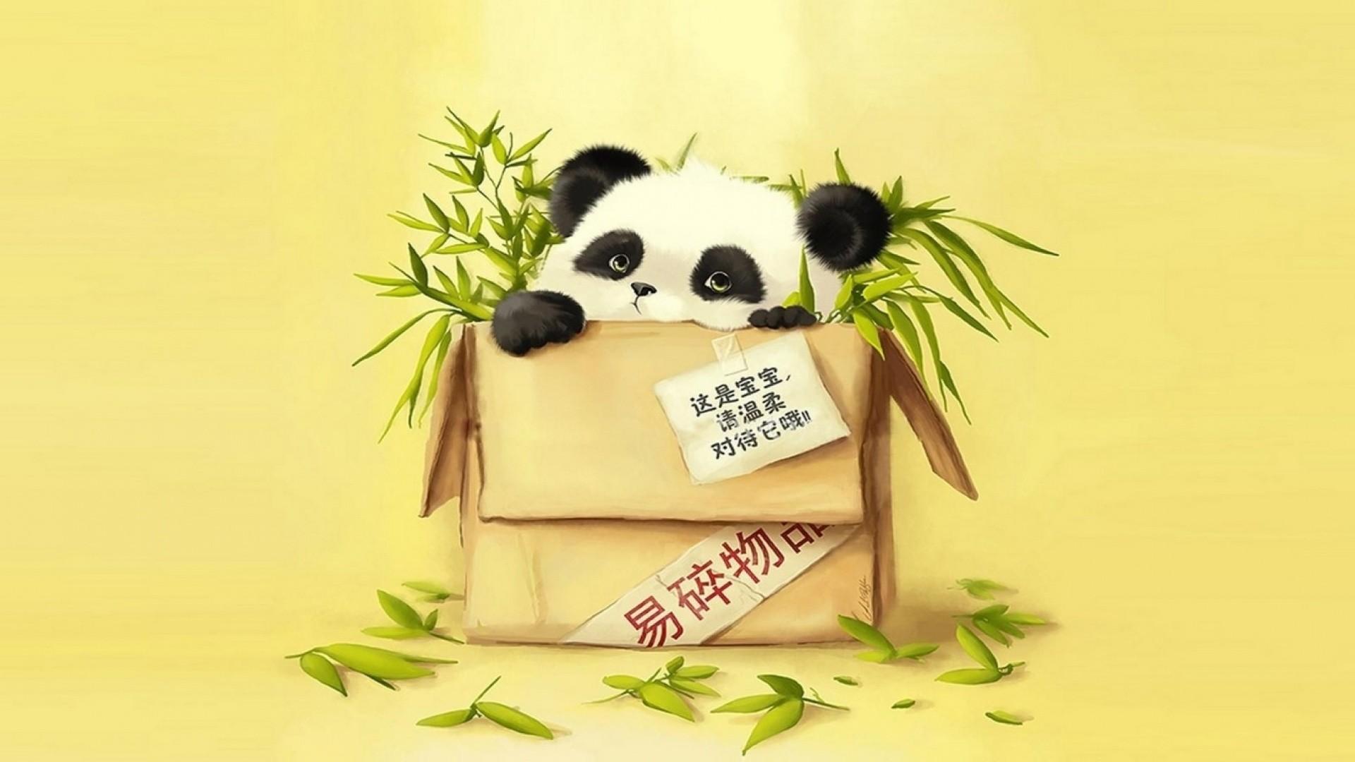Cute Panda Wallpapers 64 Pictures