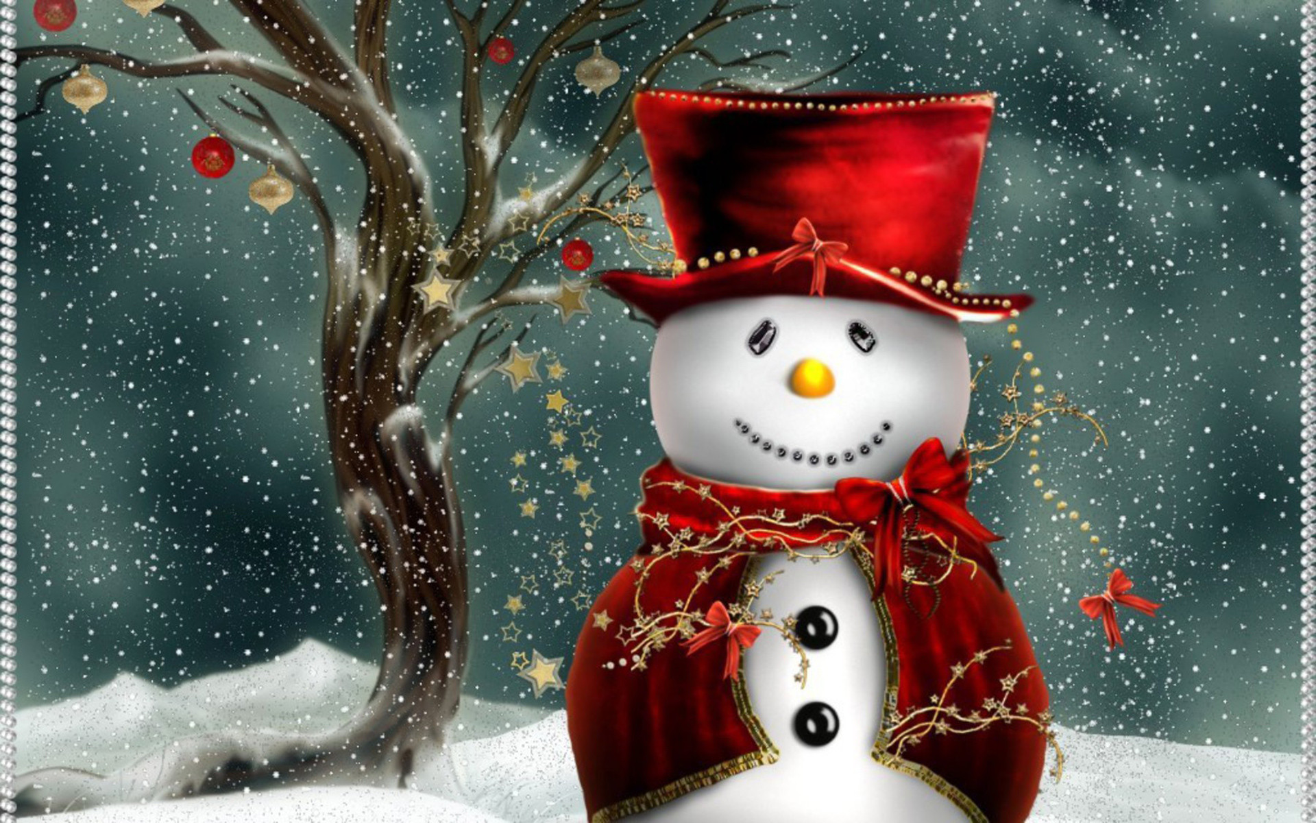 Cute Christmas Wallpapers 63 Pictures