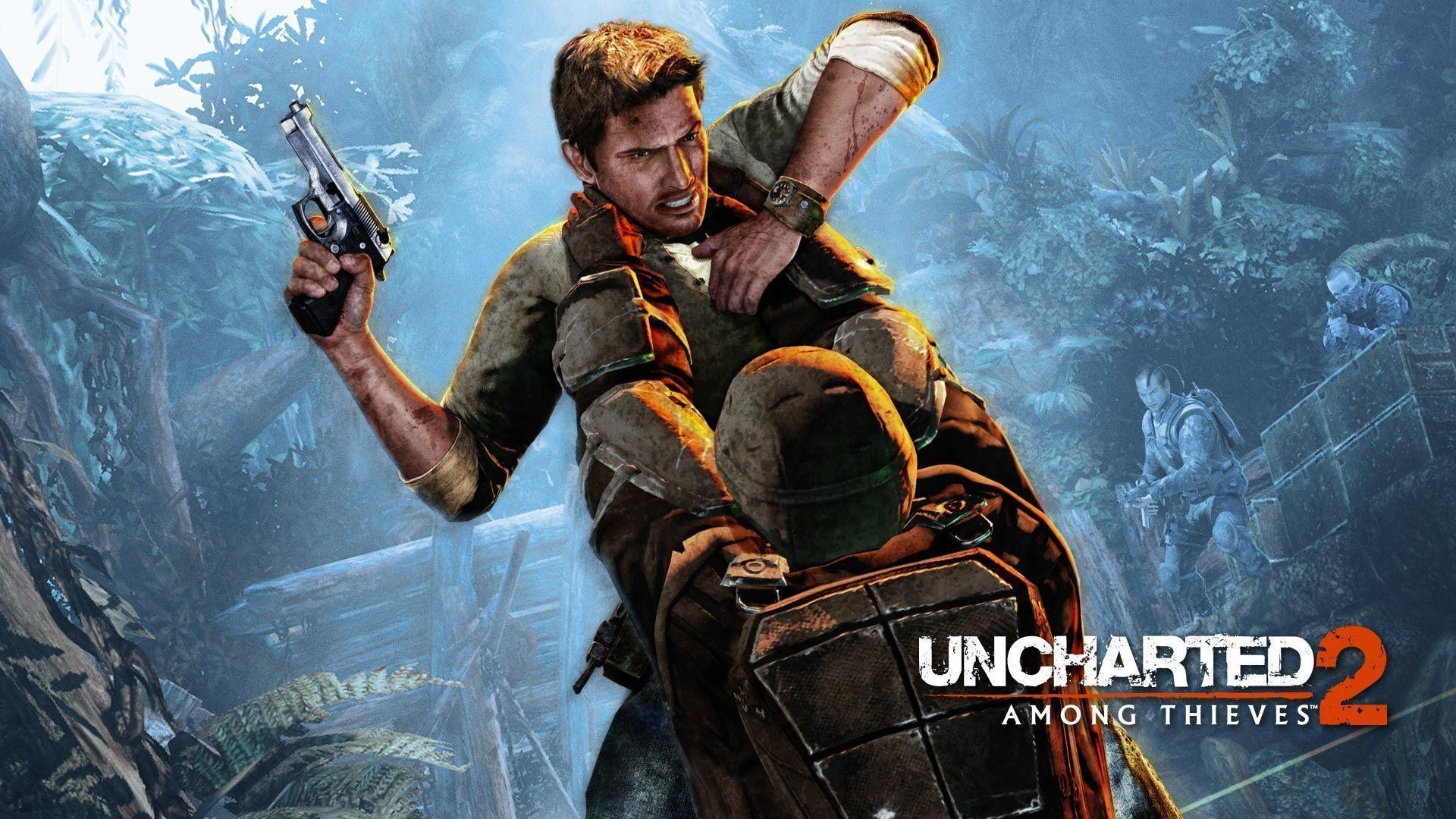 Uncharted 2 Among Thieves Wallpaper 80 Pictures