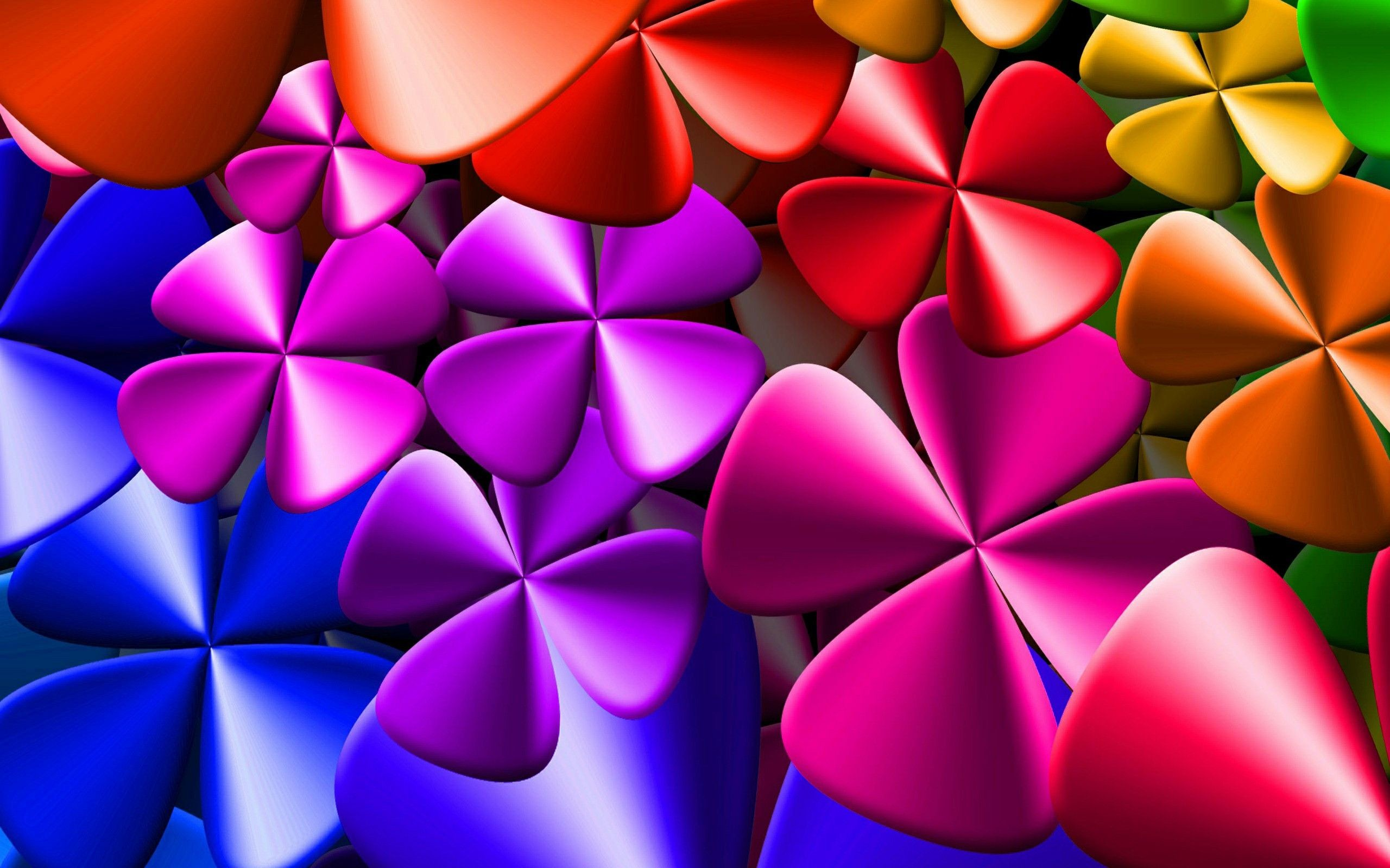 Colorful 3d Wallpaper 69 Pictures