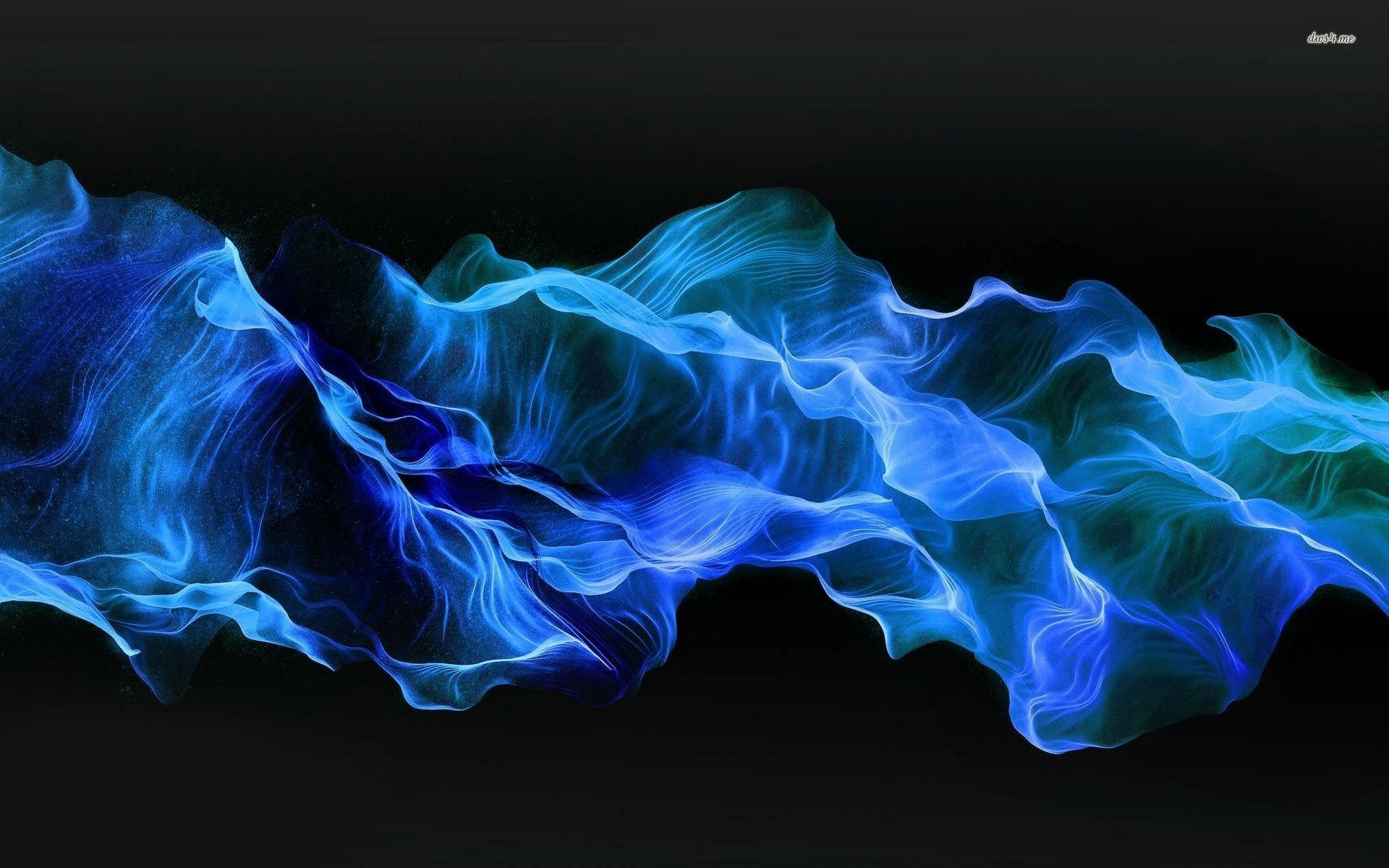 Blue Smoke Wallpaper 60 Pictures