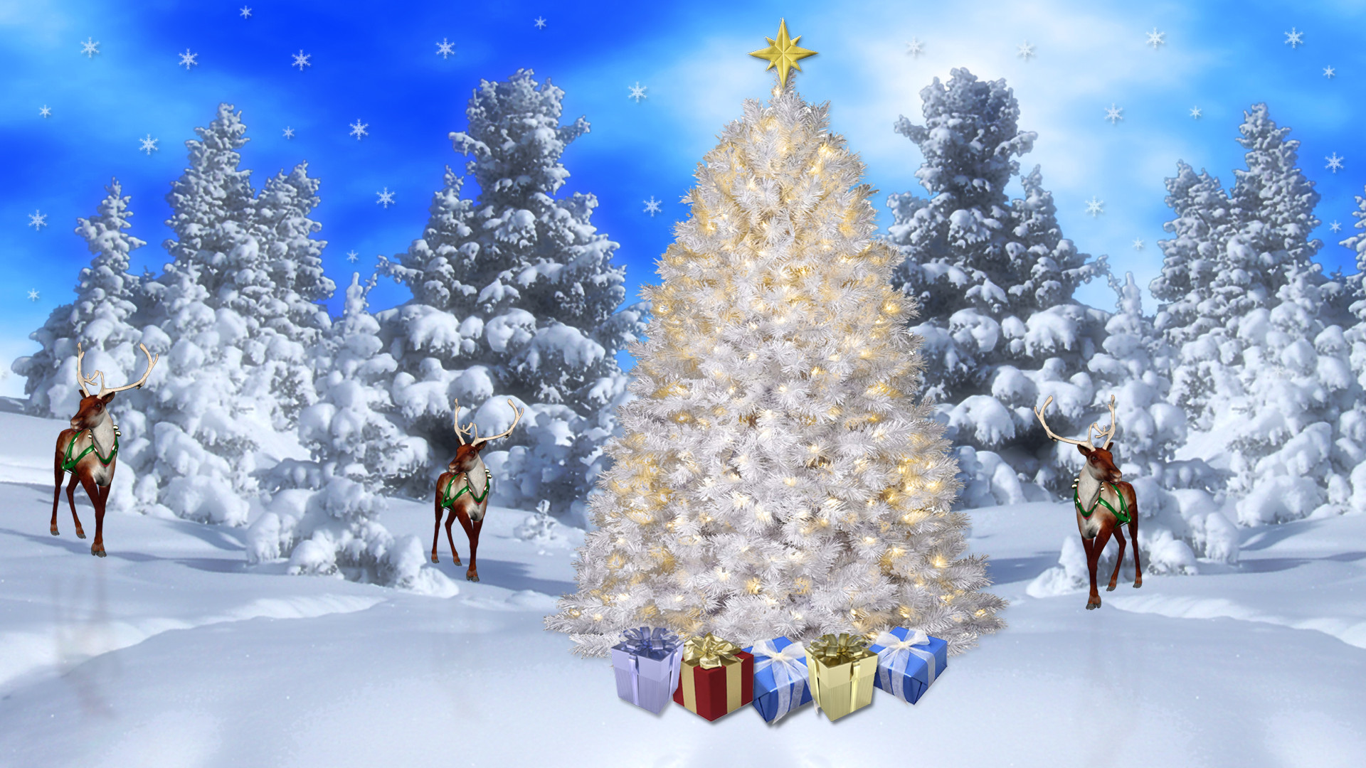 Christmas Screensavers Wallpaper 66 Pictures