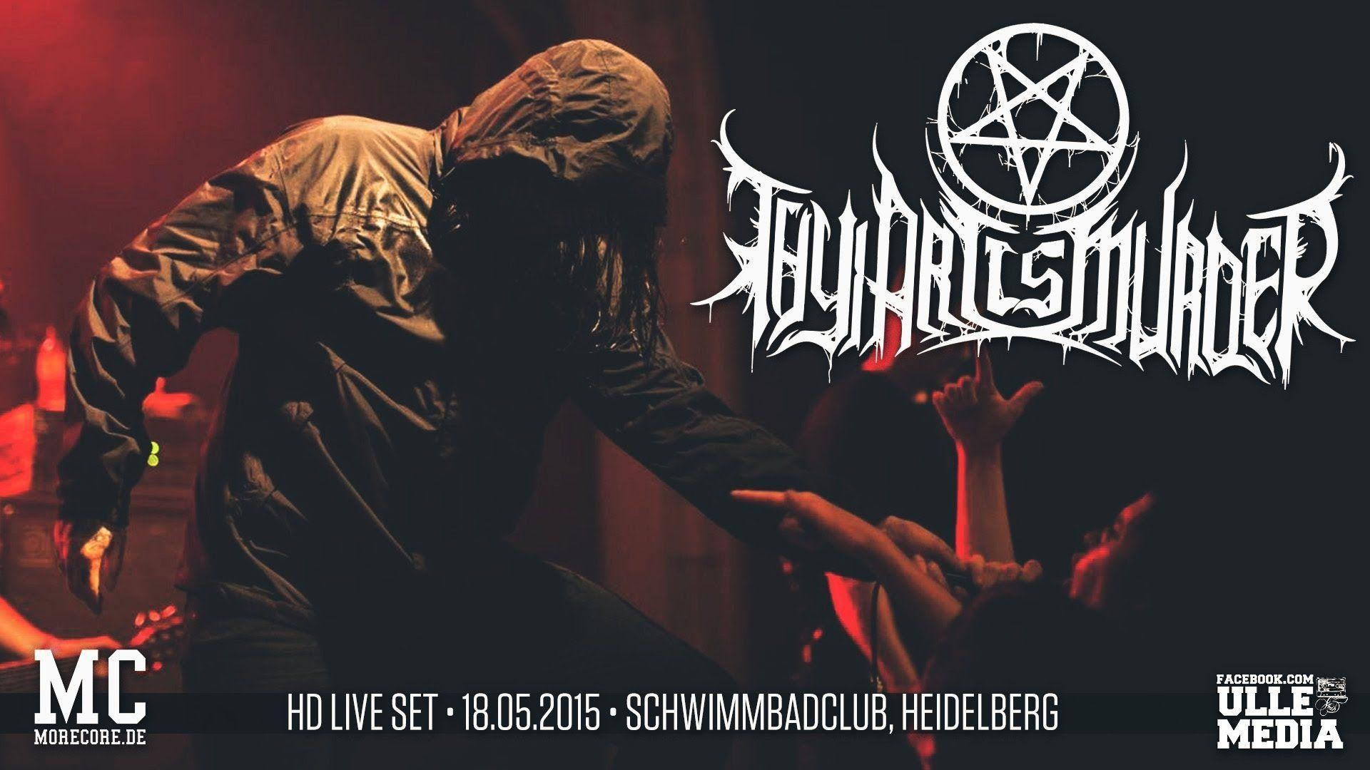 Thy Art Is Murder Wallpapers 72 Pictures
