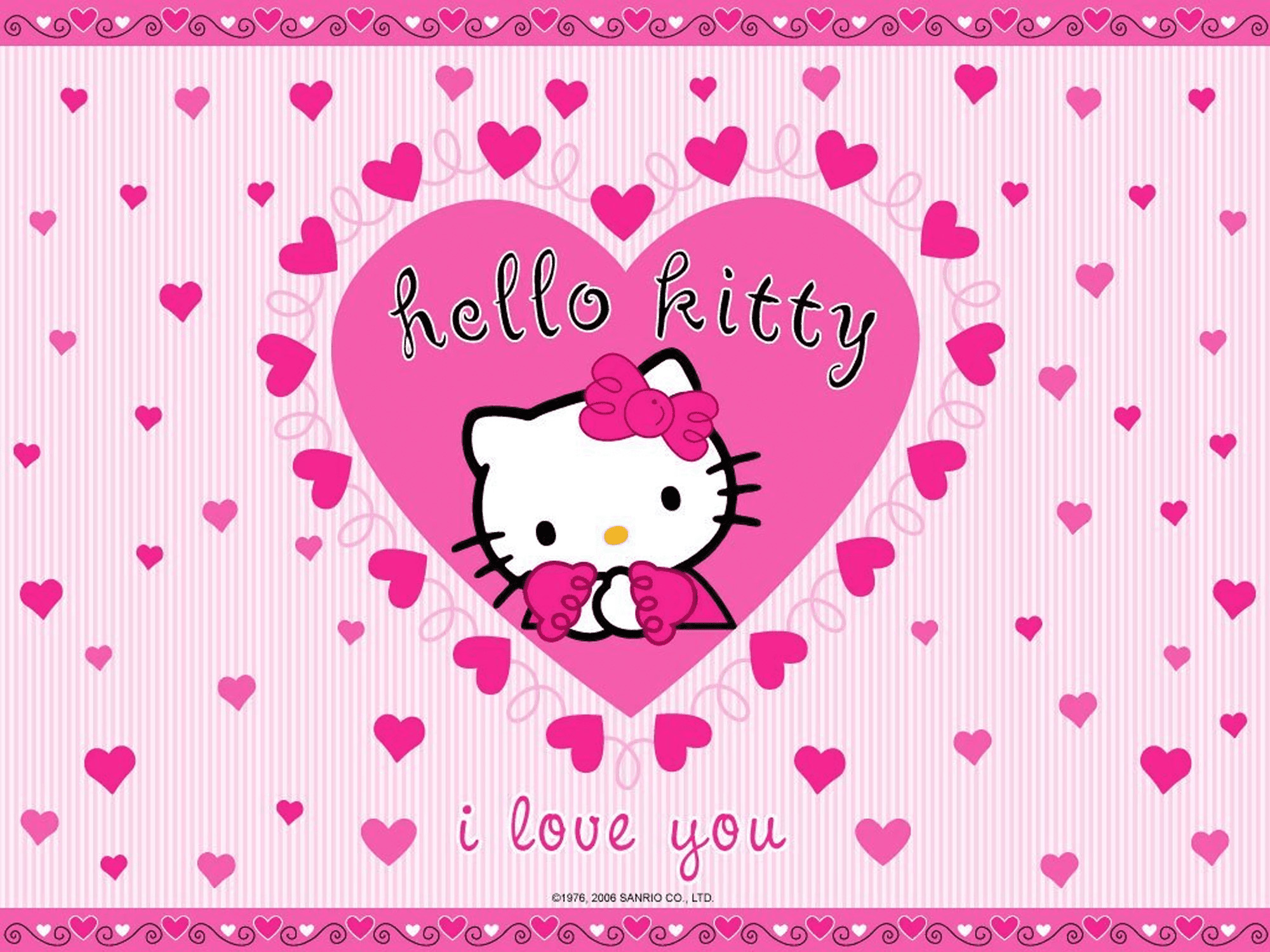 Hello Kitty Backgrounds For Laptops 69 Pictures