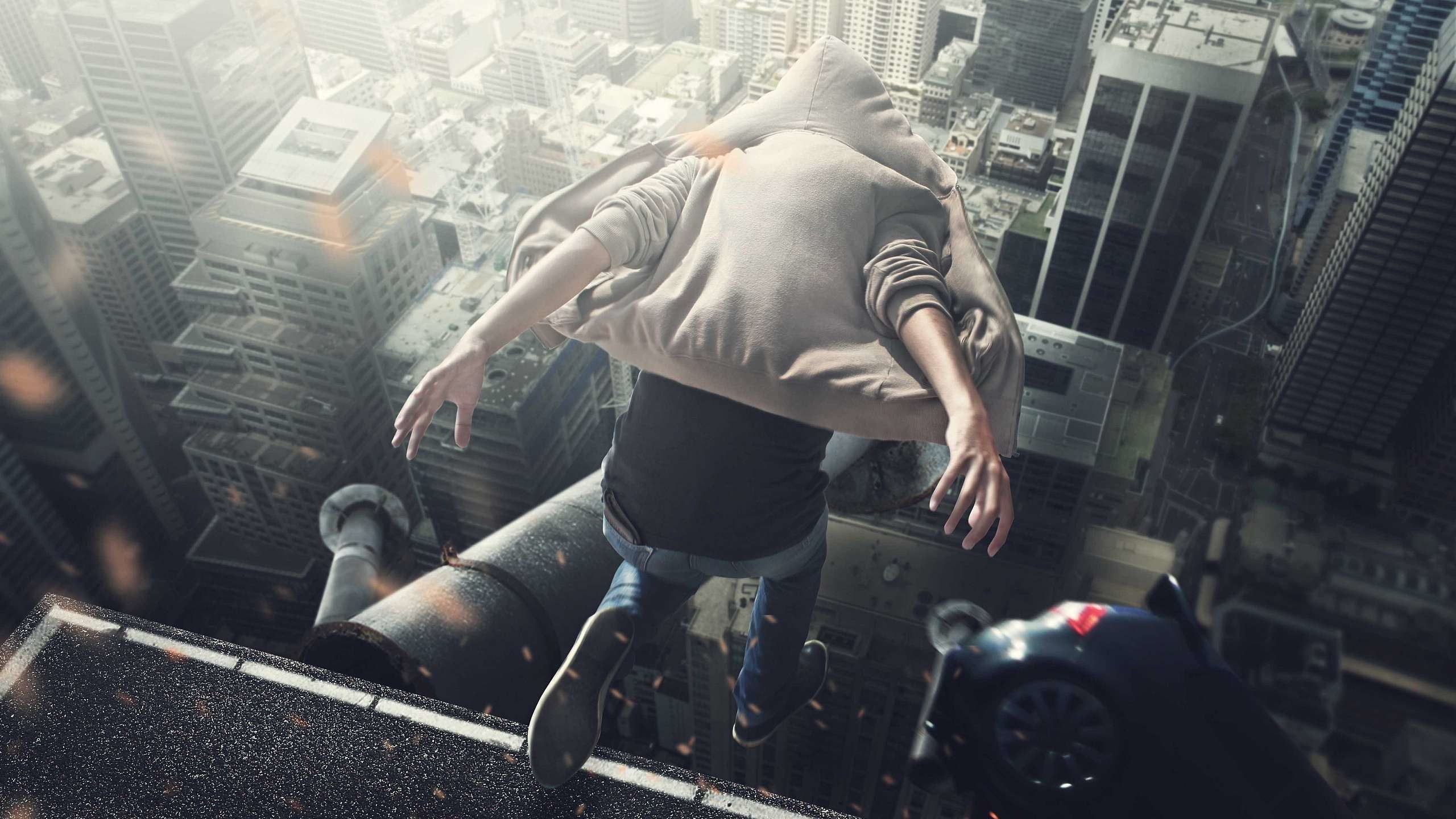 2560x1440 Parkour HD Wallpapers