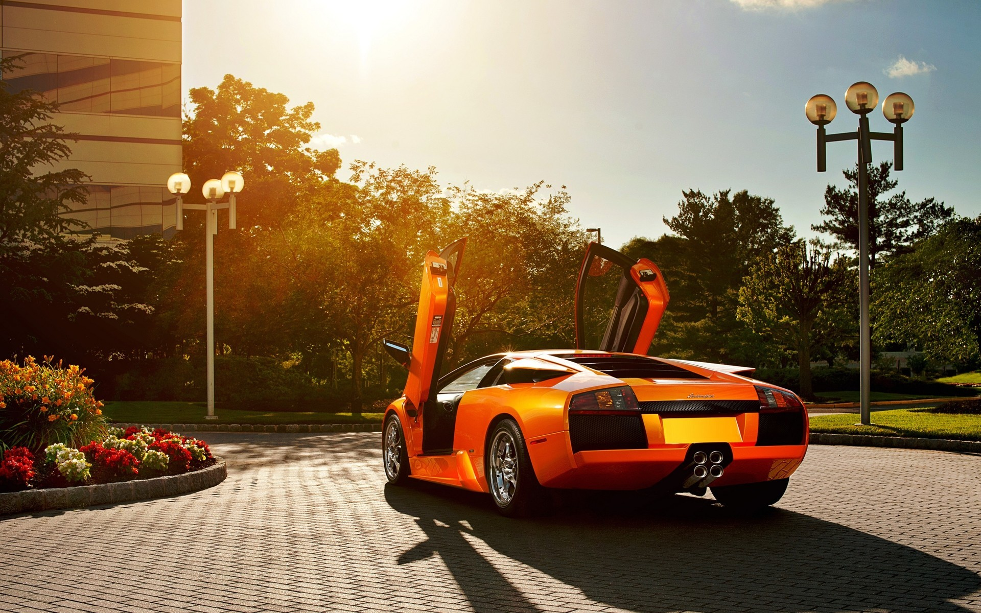 Exotic Car Backgrounds (67+ pictures)