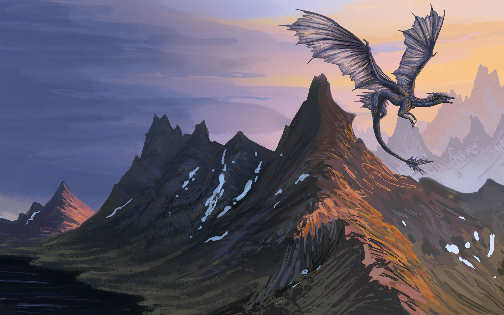 Flying Dragon: Flying Dragon Wallpaper (73+ Pictures