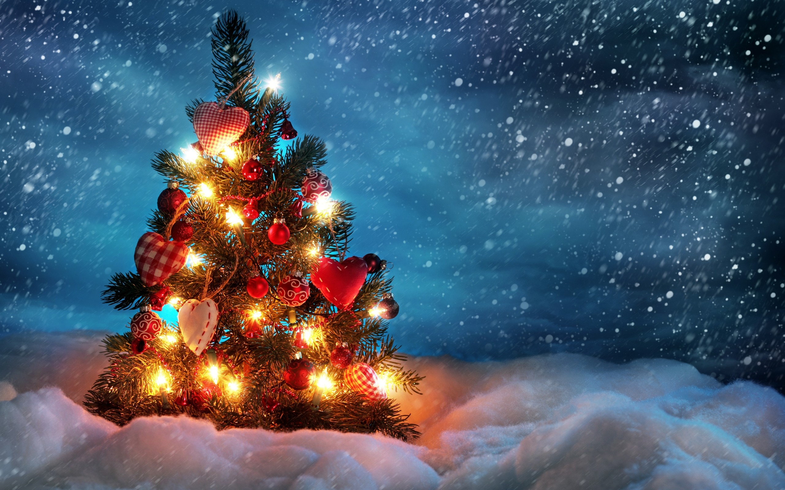 Christmas Tree Wallpapers 83 Pictures
