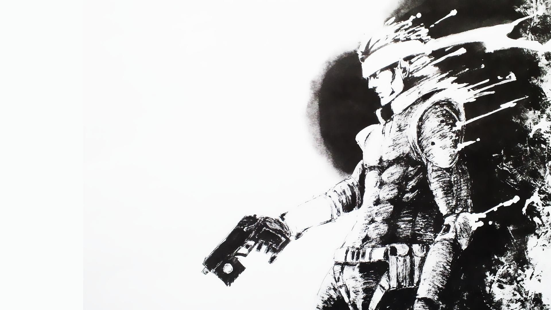 Metal Gear Solid Background 78 Pictures