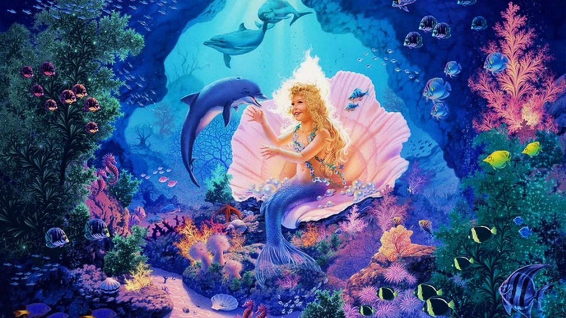 Mermaid Wallpaper 64 Pictures