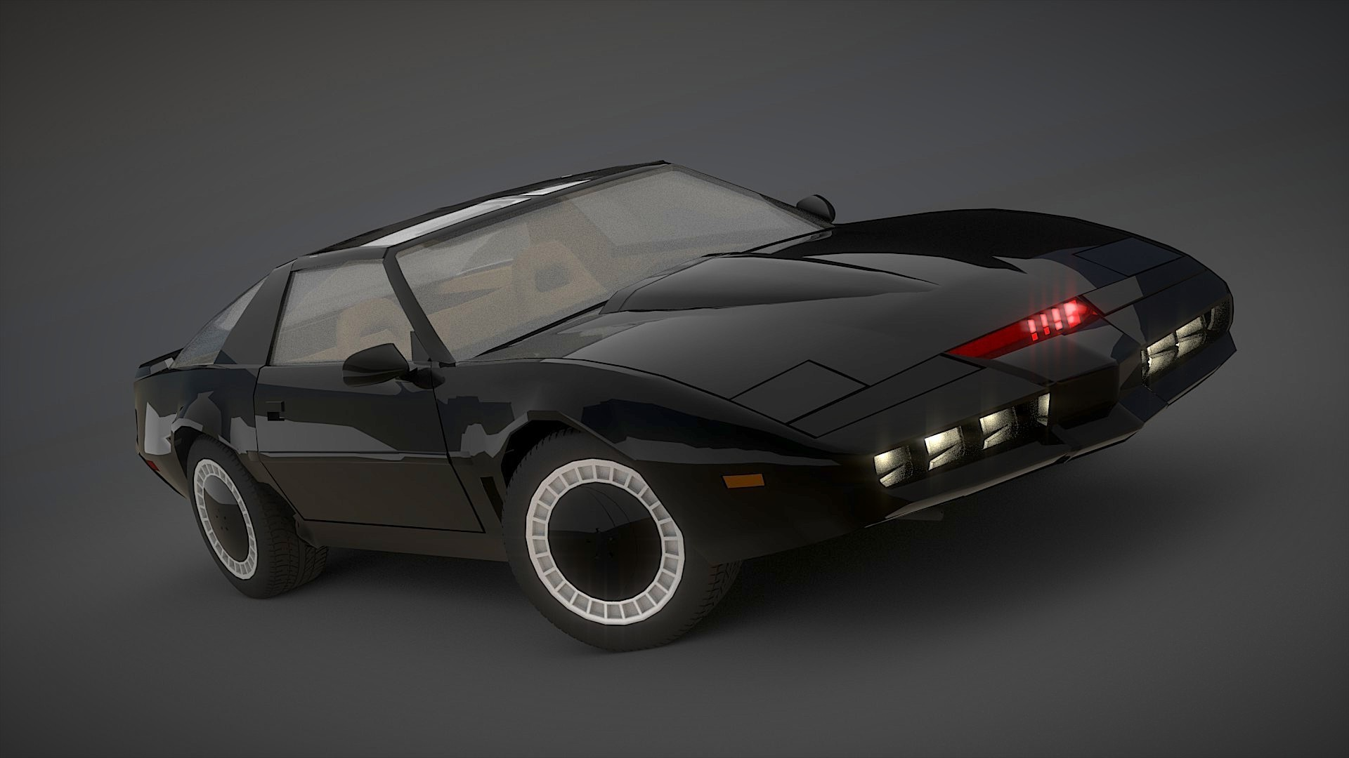 Knight Rider Car Wallpaper (64+ pictures)