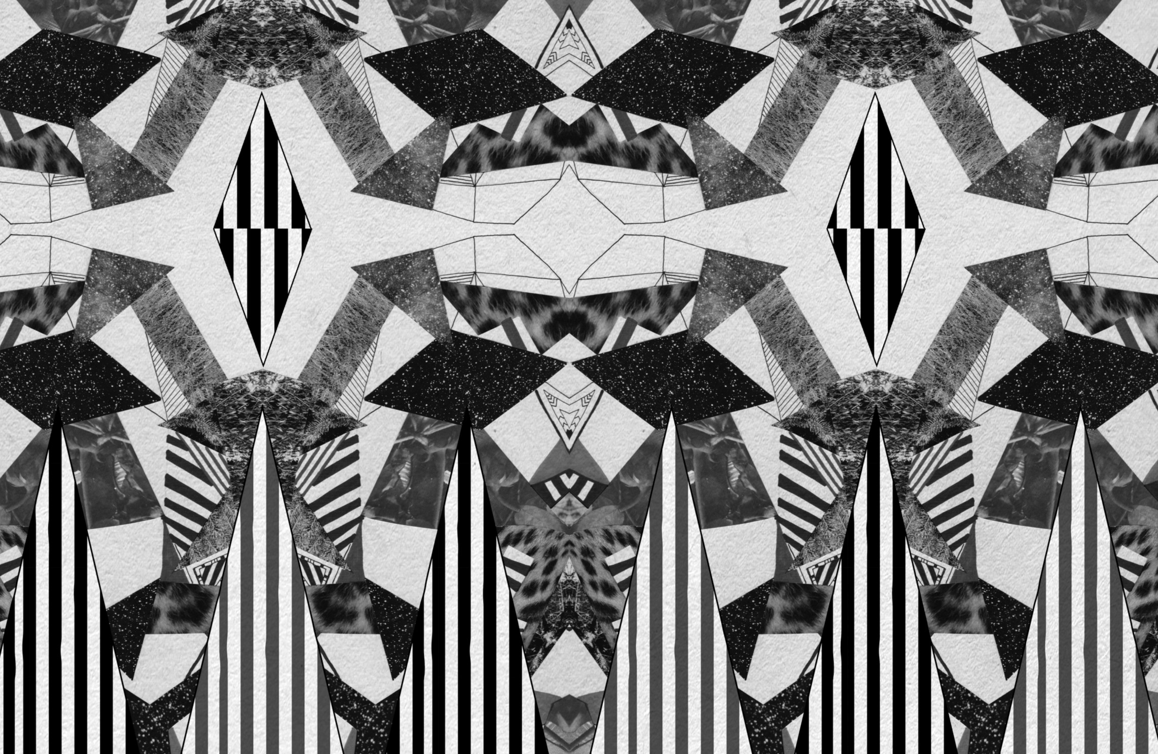 Tumblr backgrounds black and white pattern