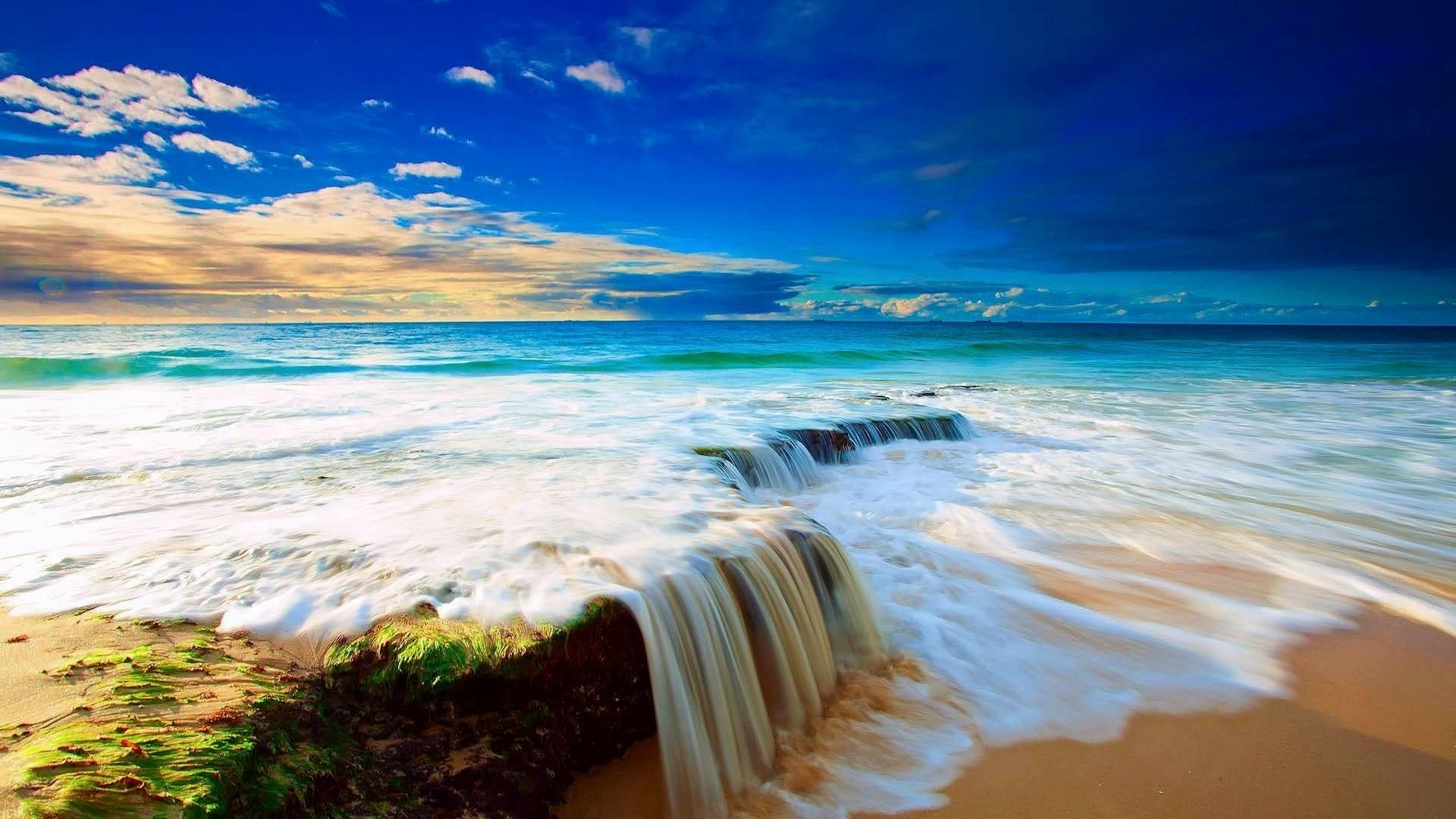Ocean Scenes Wallpaper (42+ pictures)