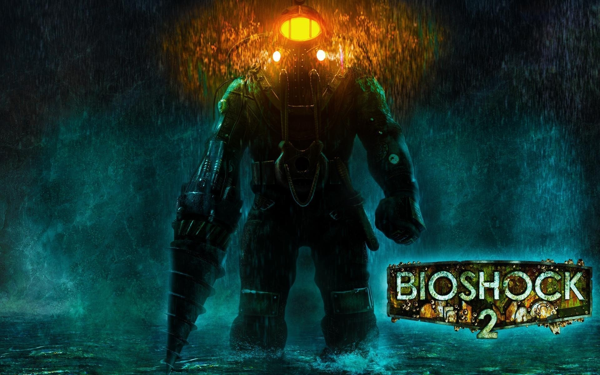 1920x1080 Bioshock 2 Big Sister Picture