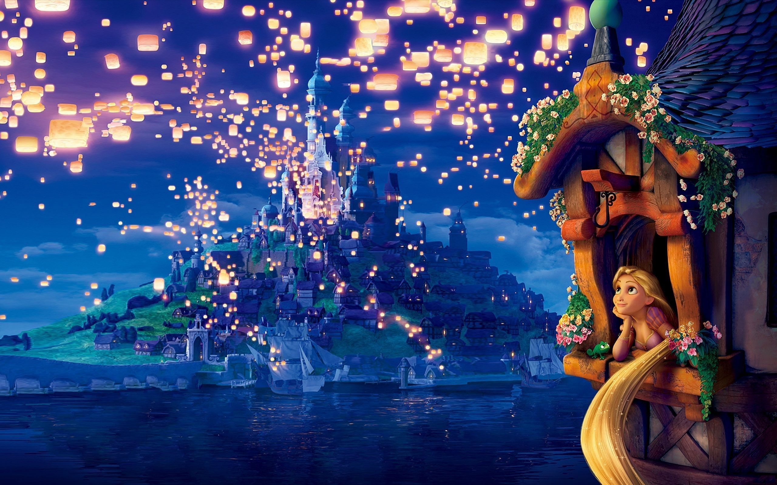 Tangled Disney Wallpaper (63+ pictures)
