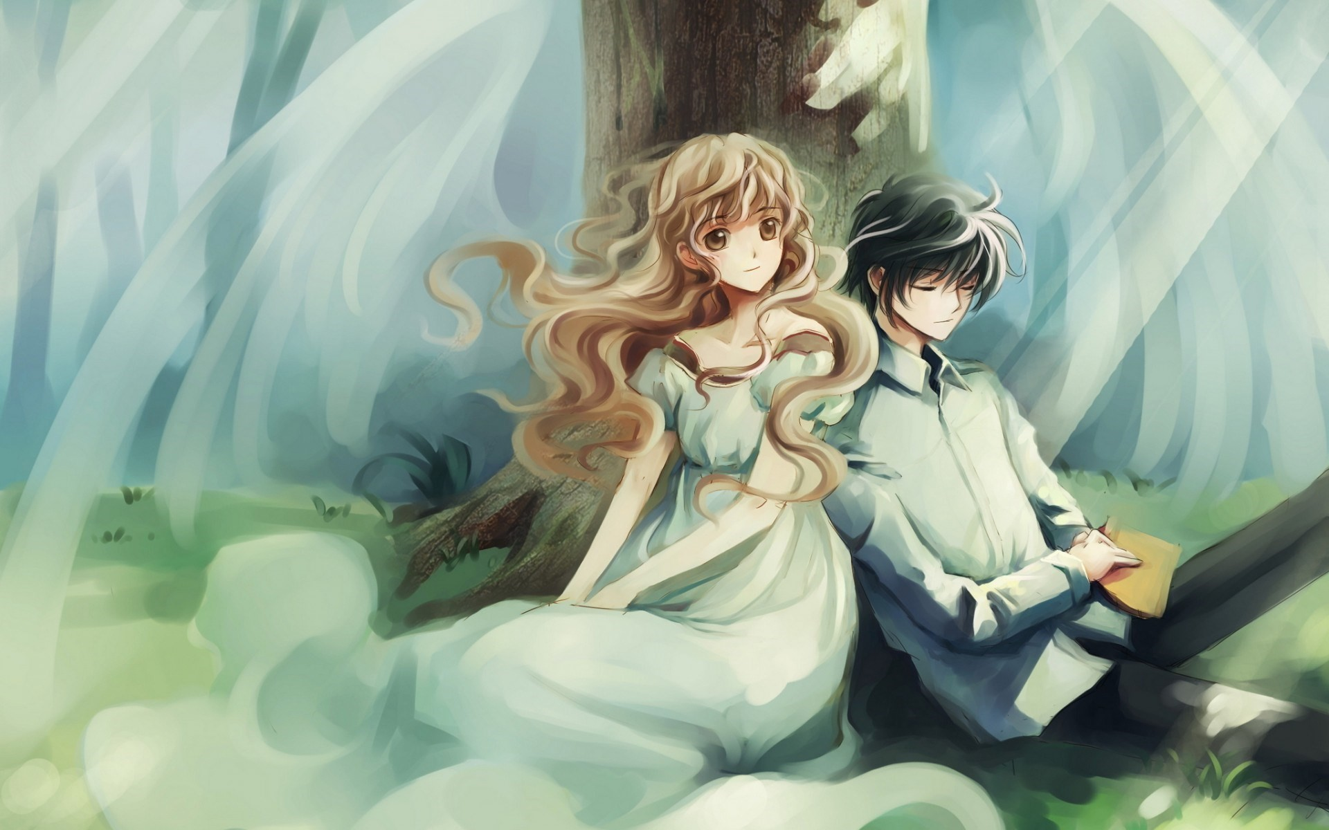 Romantic Anime Wallpapers (65+ pictures)