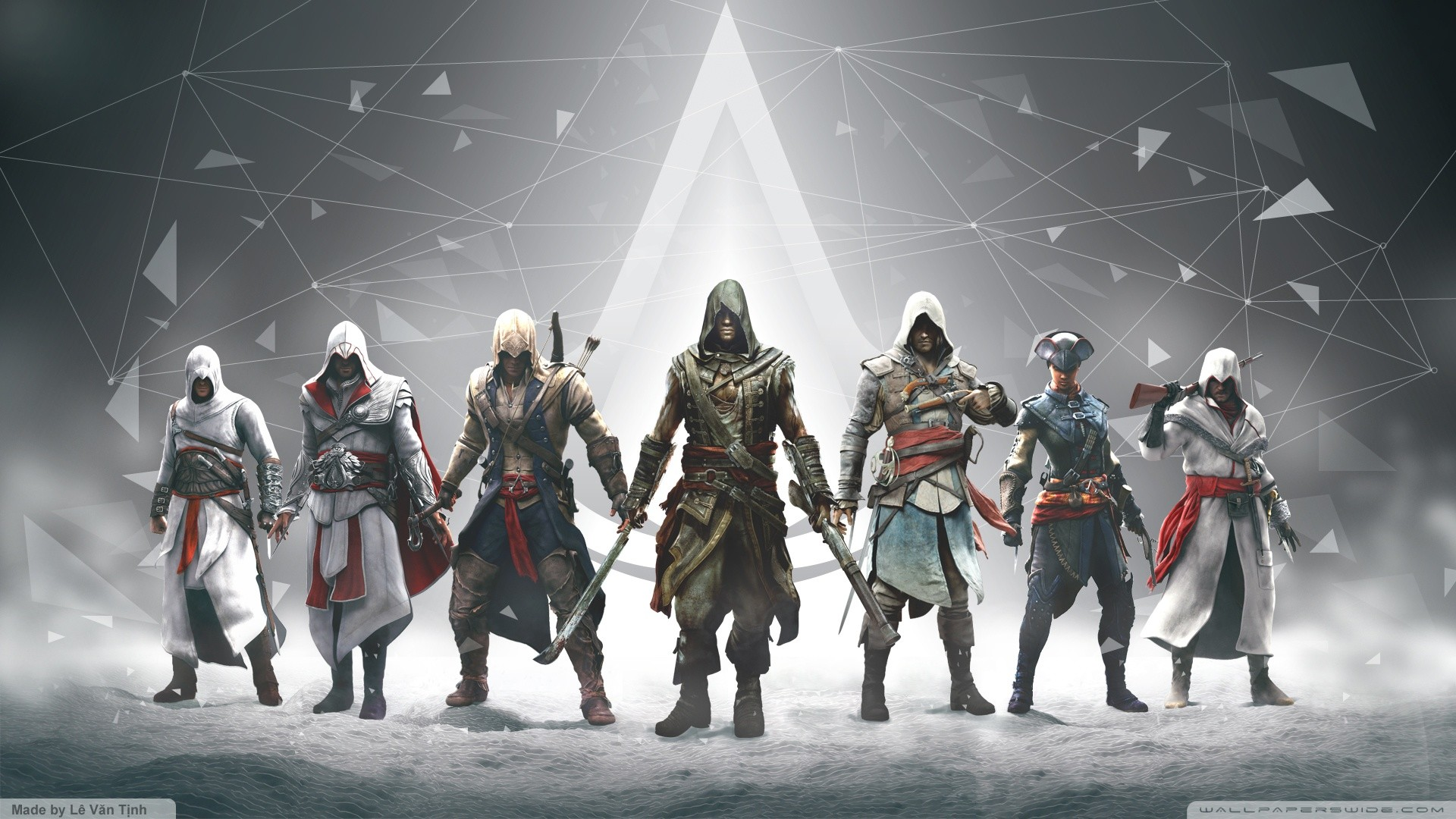 Assassin Creed Wallpaper 83 Pictures