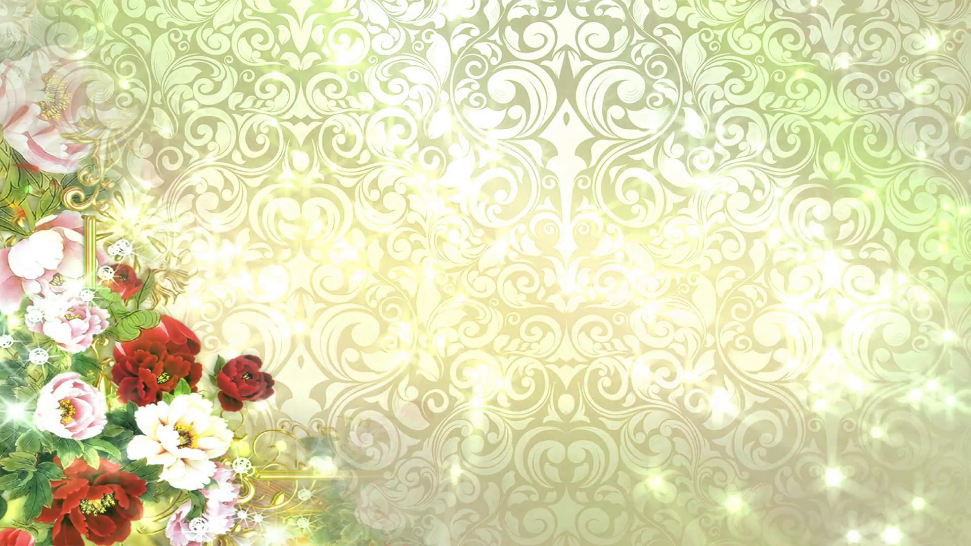 Wedding Flower Background 32 Pictures