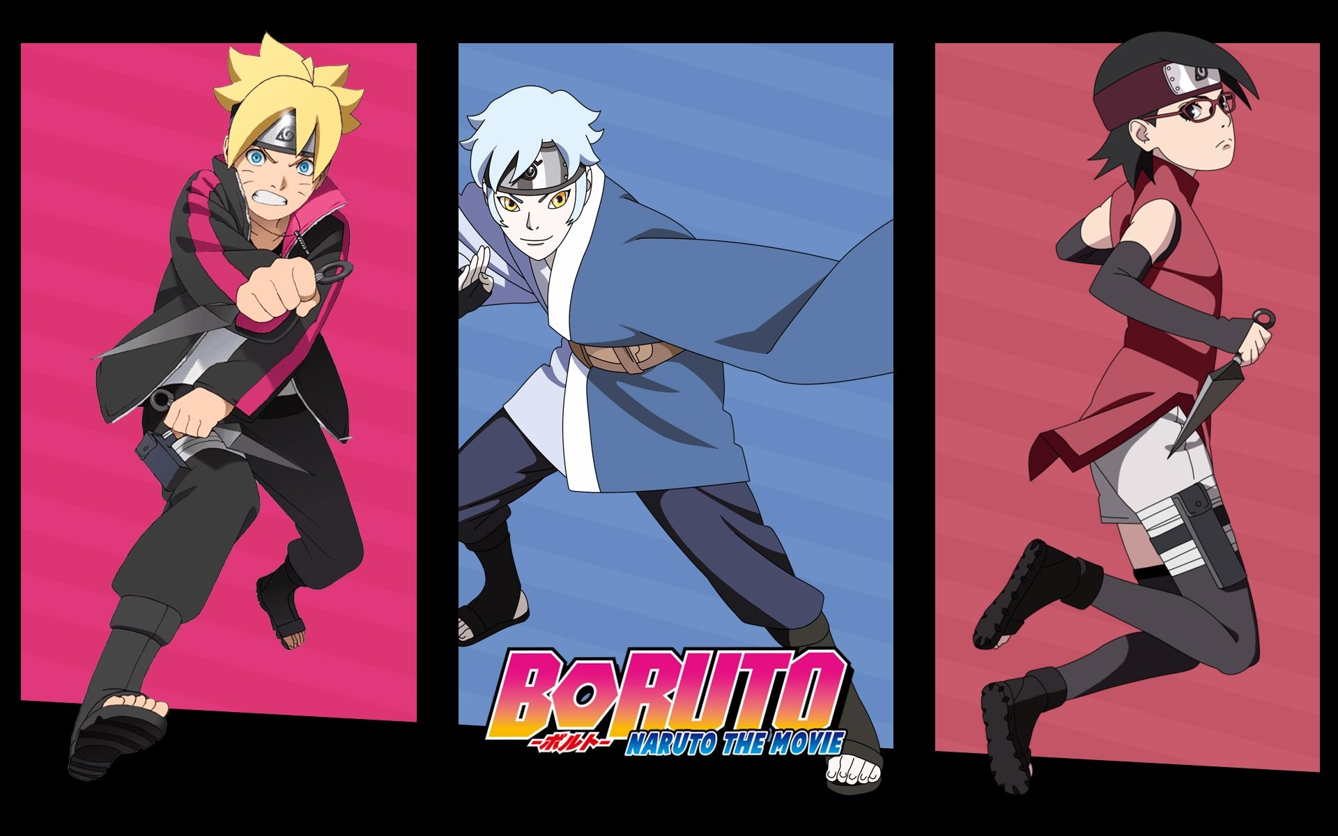 Boruto Naruto The Movie Wallpapers 60 Pictures