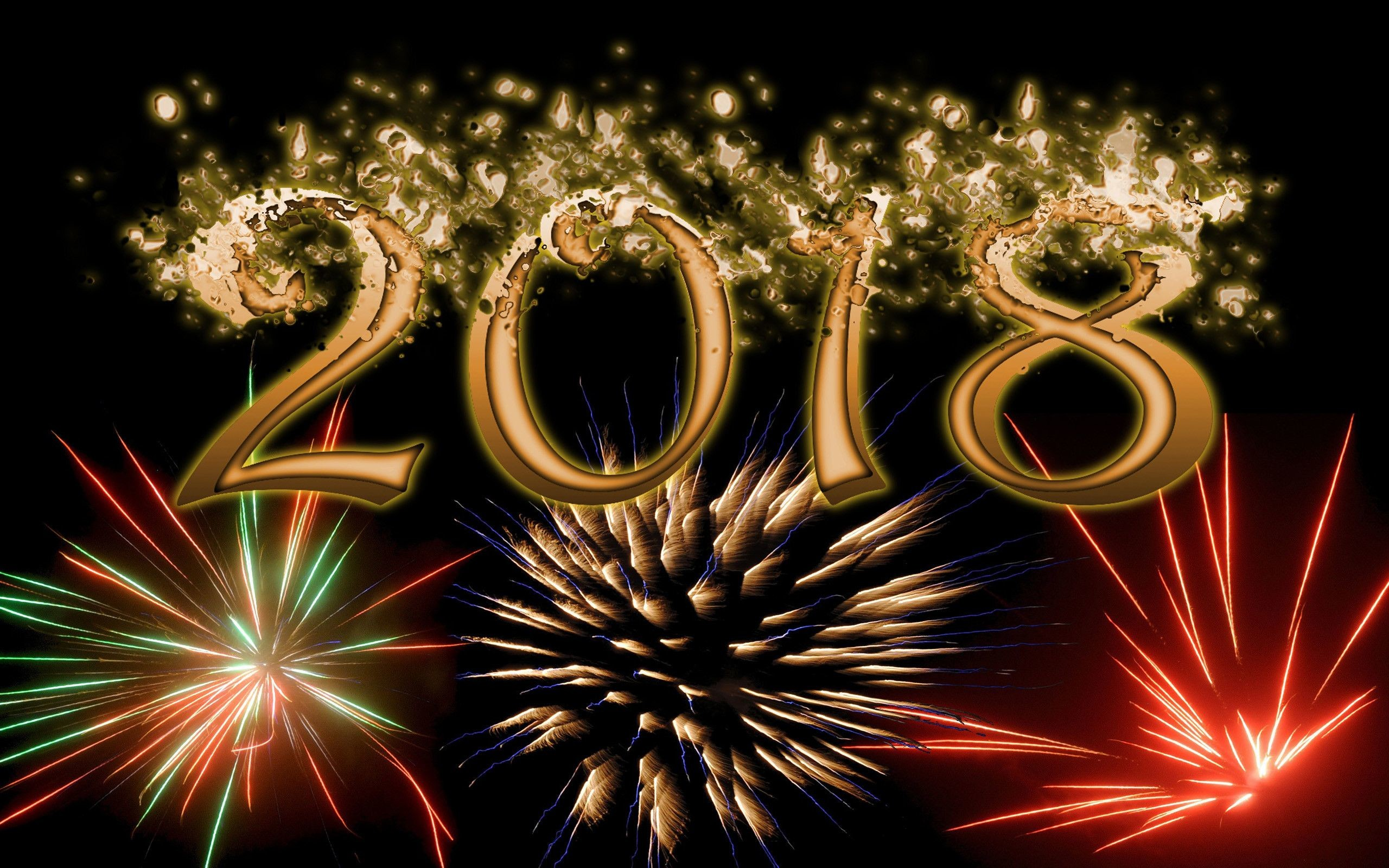 New Years Eve 2018 Wallpaper 69 Pictures