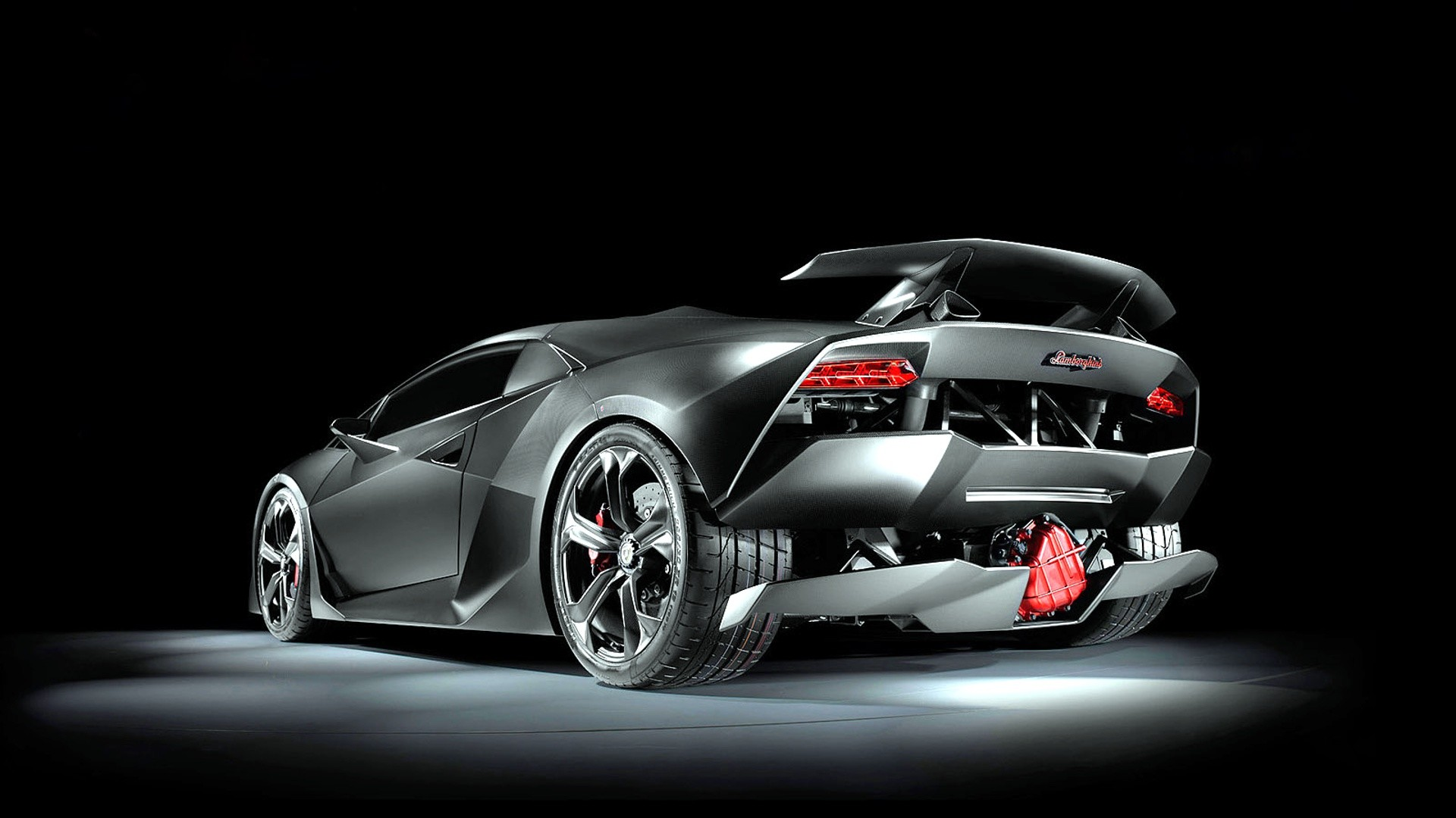 Lamborghini Sesto Elemento : Wallpaper Collection 1920x1080. 1920x1080
