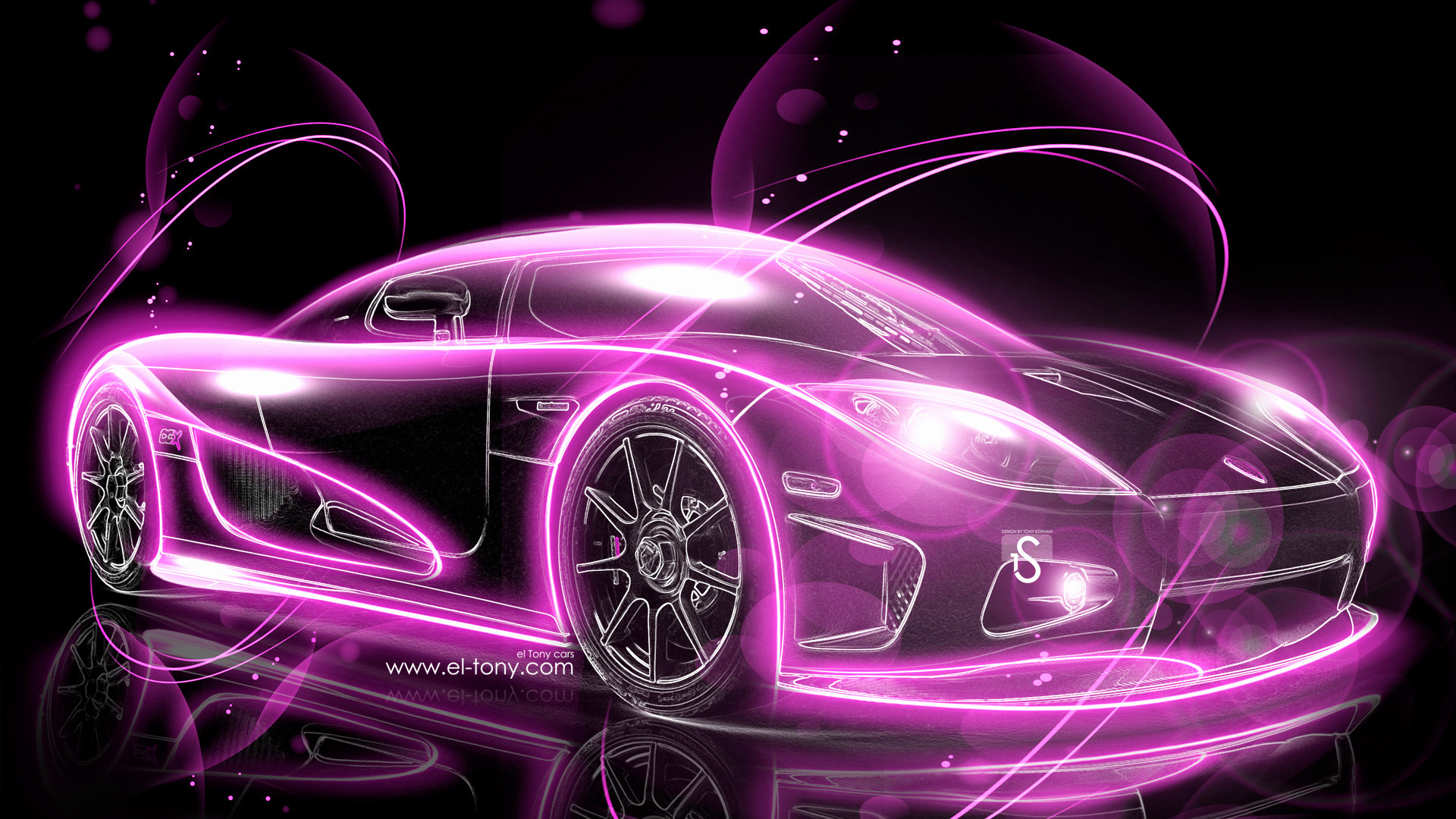 Pink Cars Wallpaper Hd For Desktop 70 Pictures