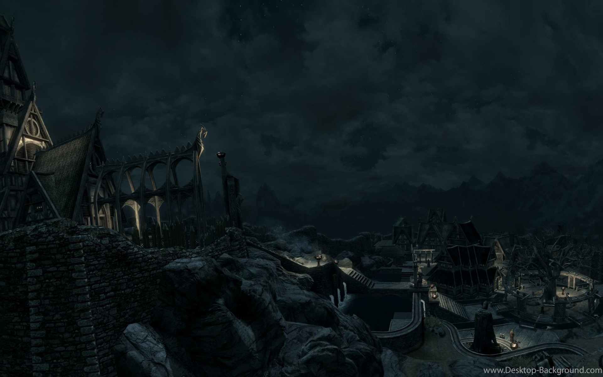 Skyrim Wallpaper HD (82+ pictures)