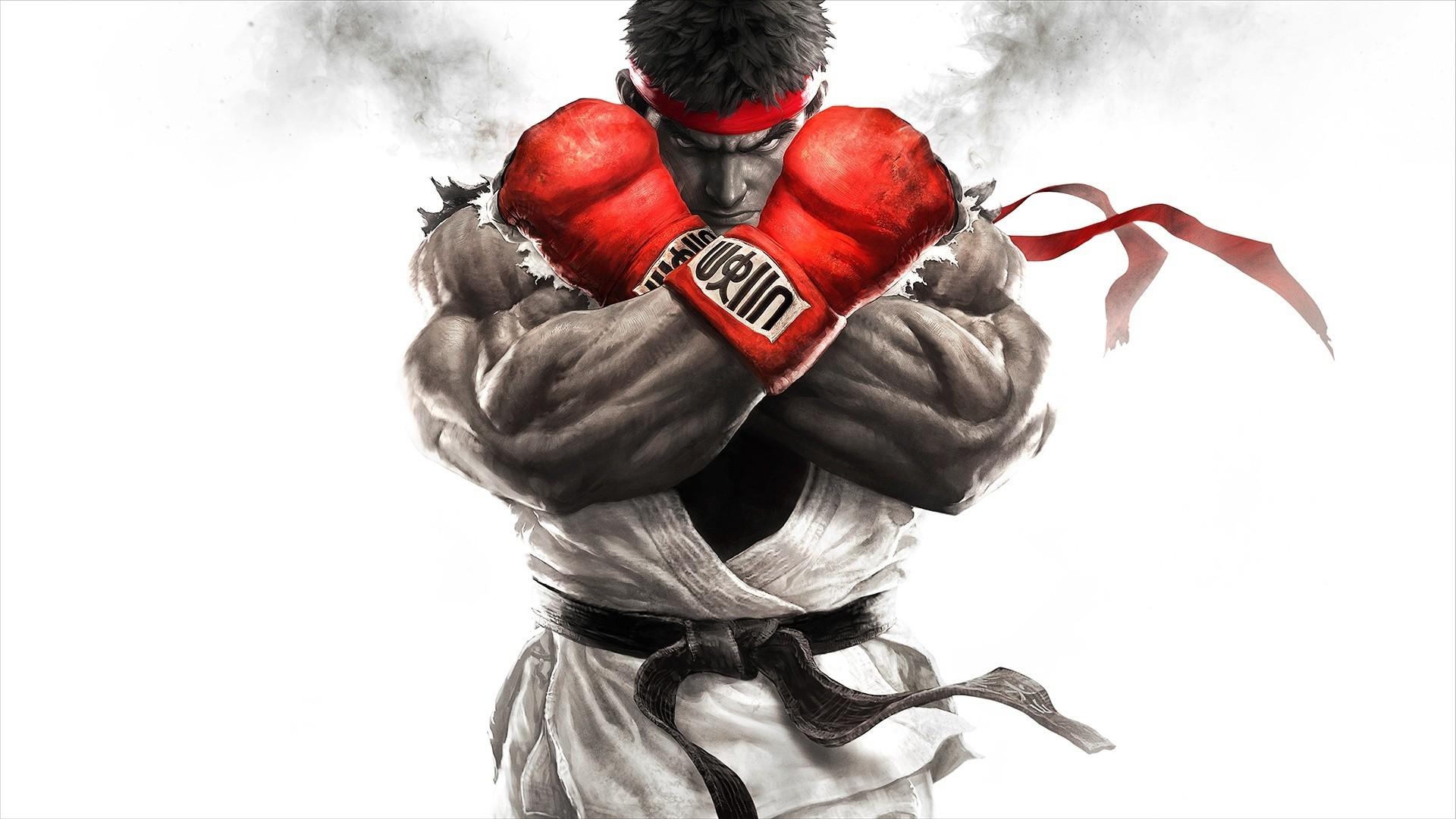 street fighter 5 ryu wallpaper hd