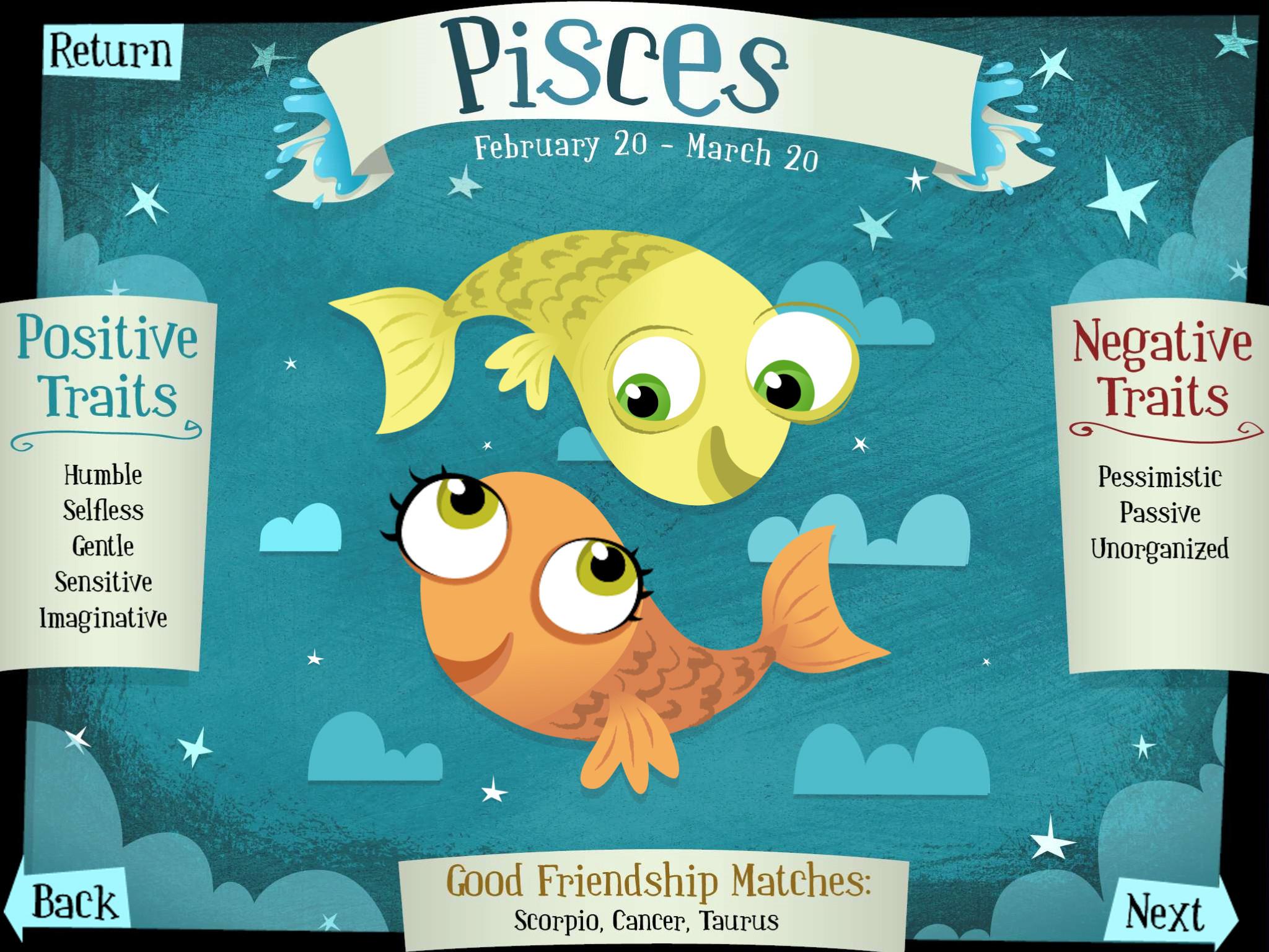 Pisces Wallpaper 65 Pictures
