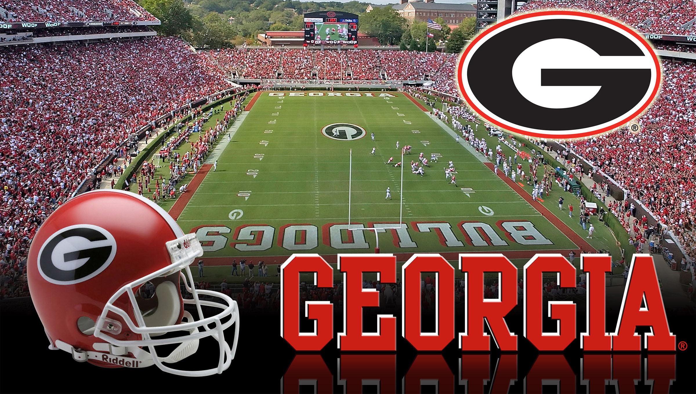 Georgia Bulldogs Wallpapers (48+ pictures)