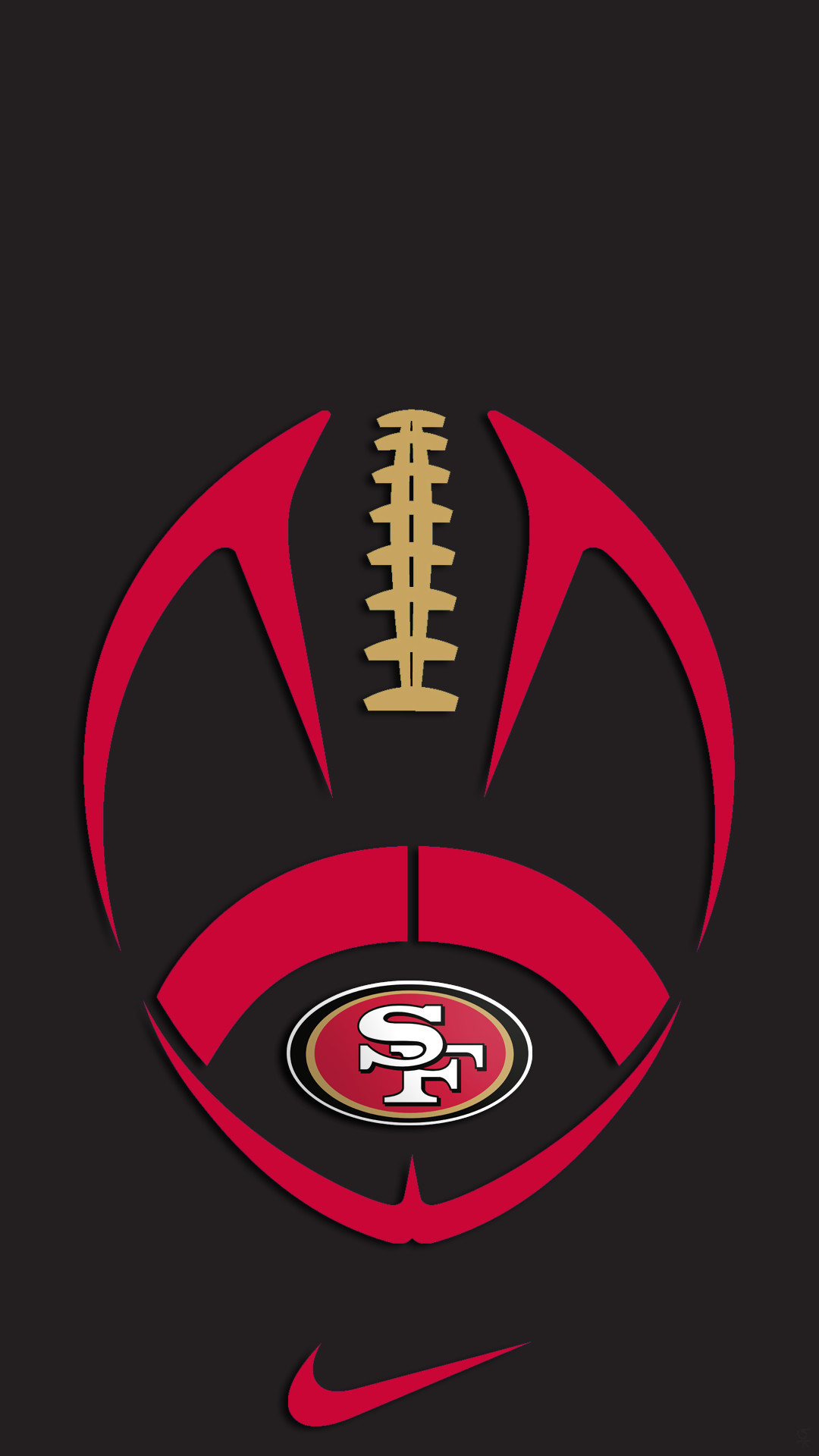 49ers Logo Wallpaper 65 Pictures