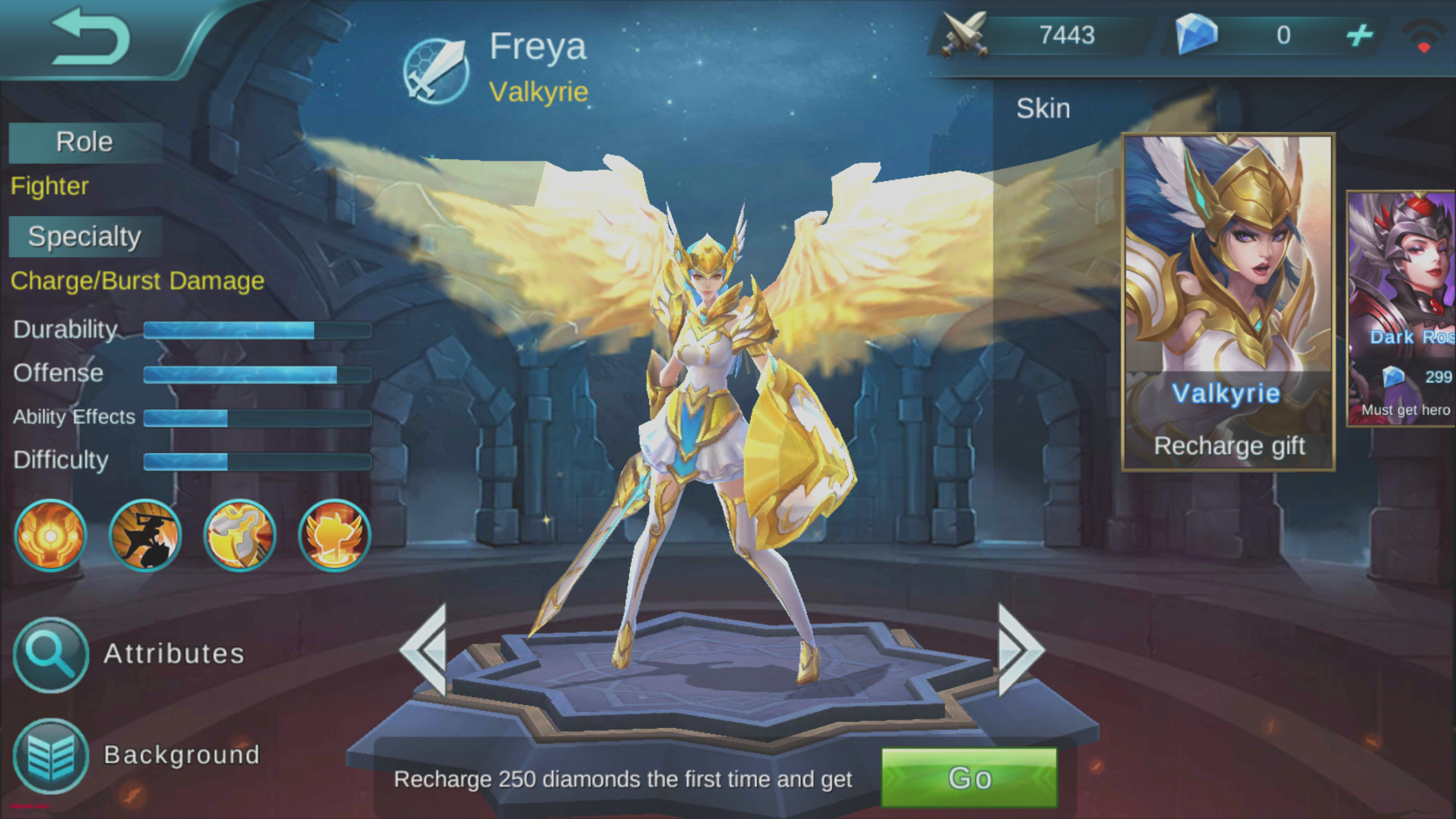 2560x1440 Luxury Moskov Review [mobile Legends Bang Bang] Online Fanatic