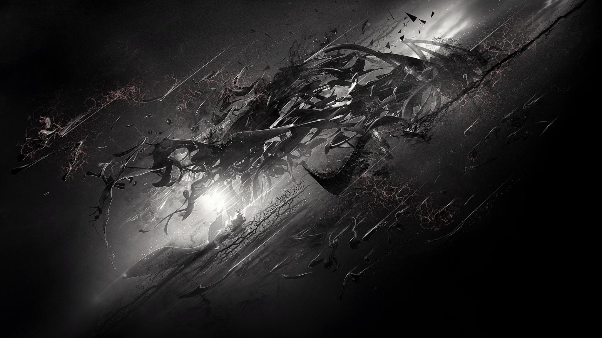 Dark Desktop Wallpaper 75 Pictures