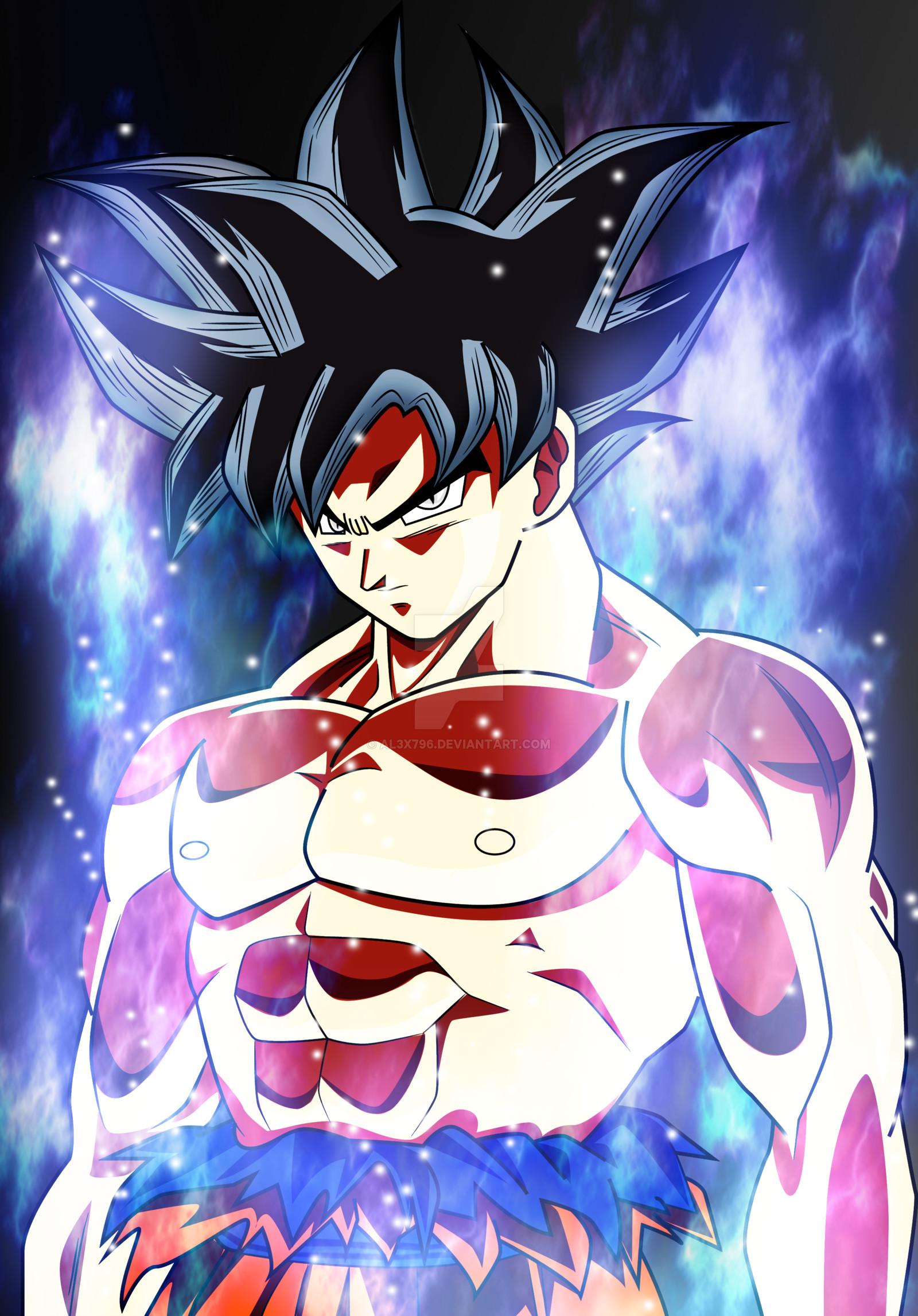 Limit Breaker Goku Wallpapers 69 Pictures