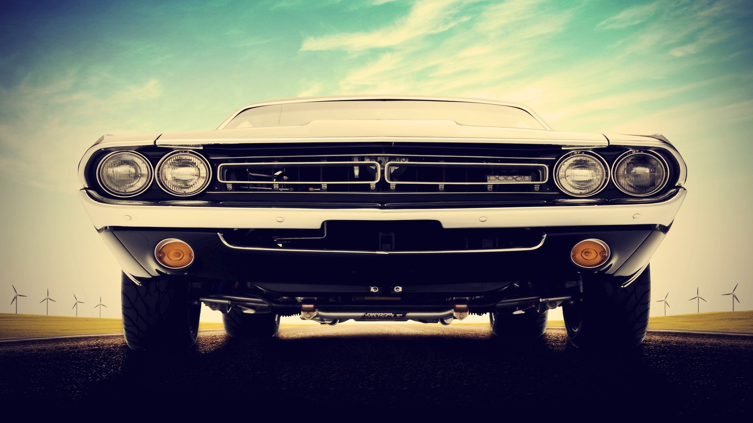 Old Muscle Cars HD Wallpapers (71+ pictures)