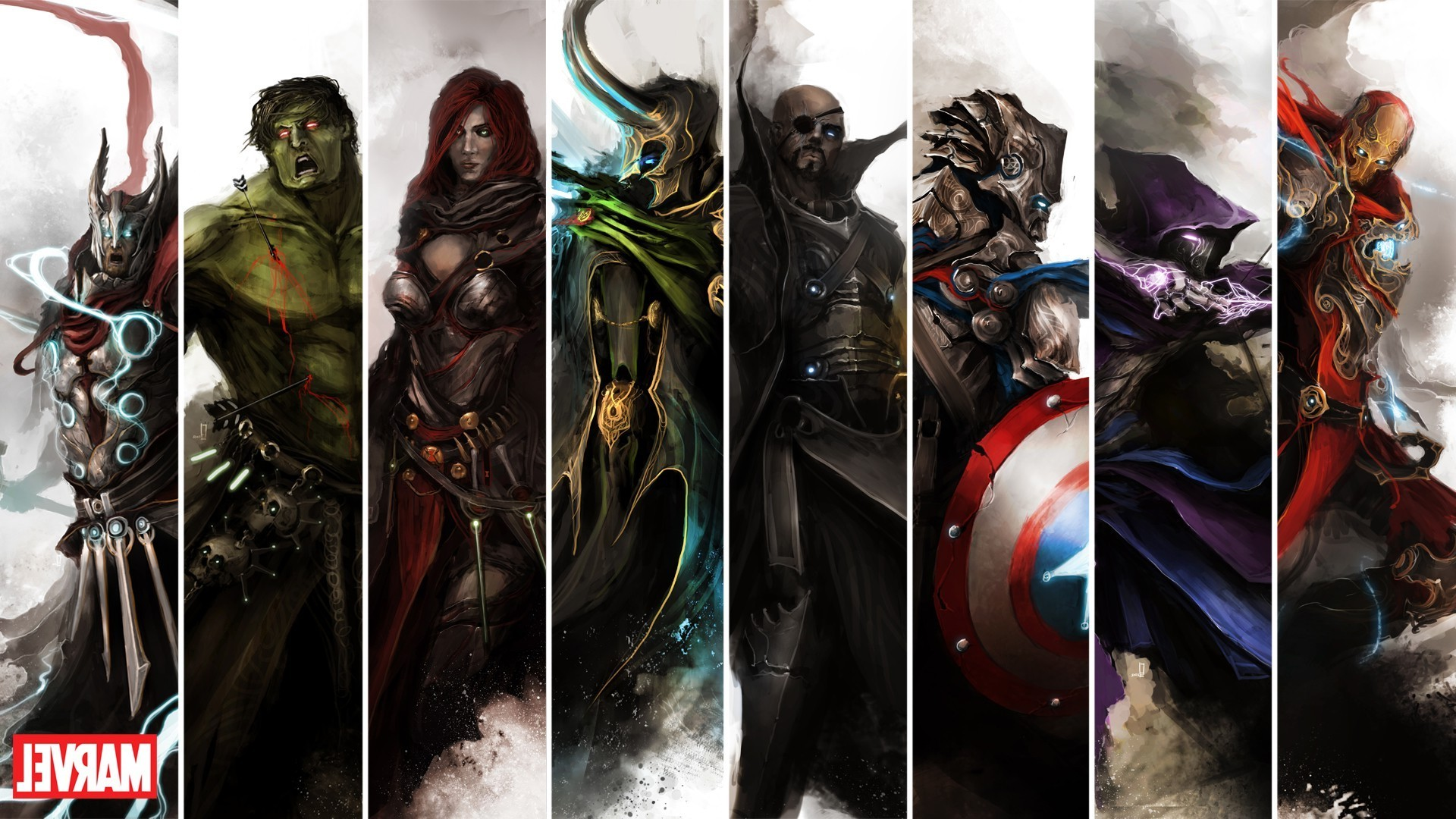 Avengers Comic Wallpaper 80 Pictures